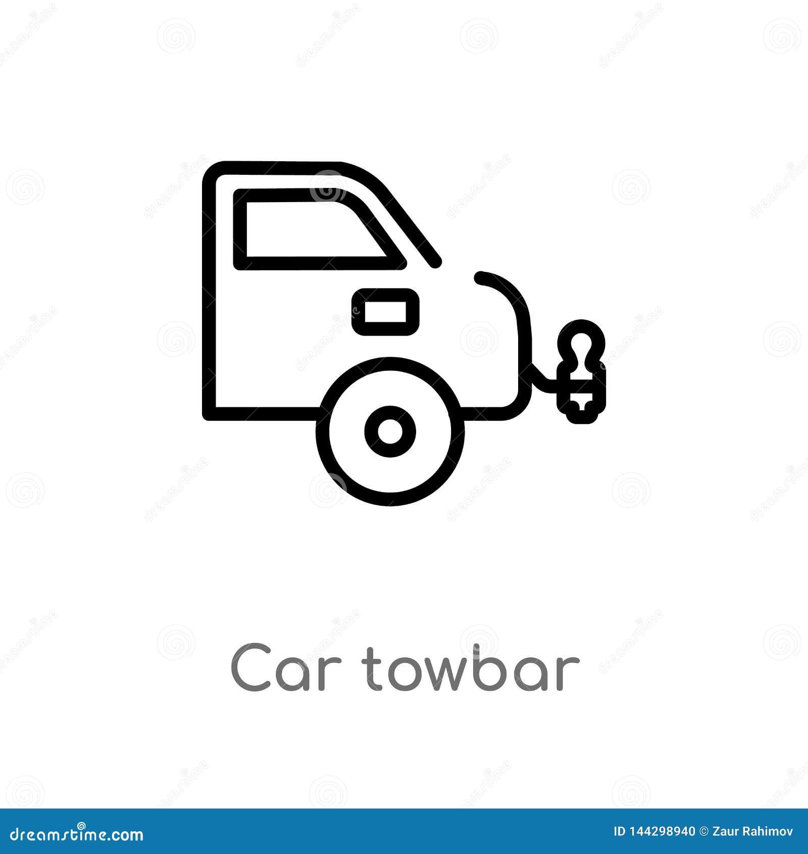概述汽车牵引杆传染媒介象 E r