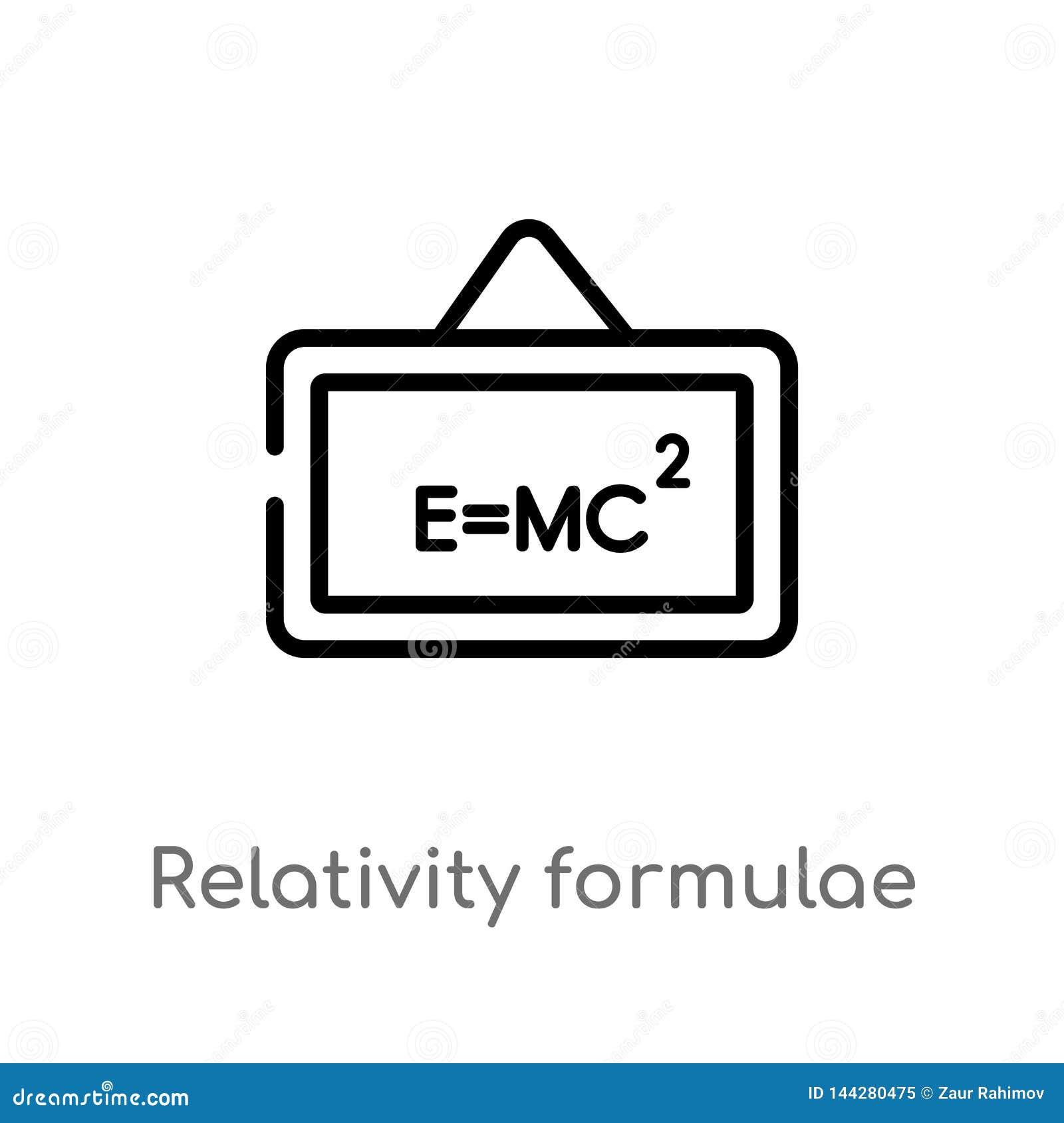 概述相对惯例传染媒介象 被隔绝的黑简单的从教育概念的线元例证 编辑可能的传染媒介