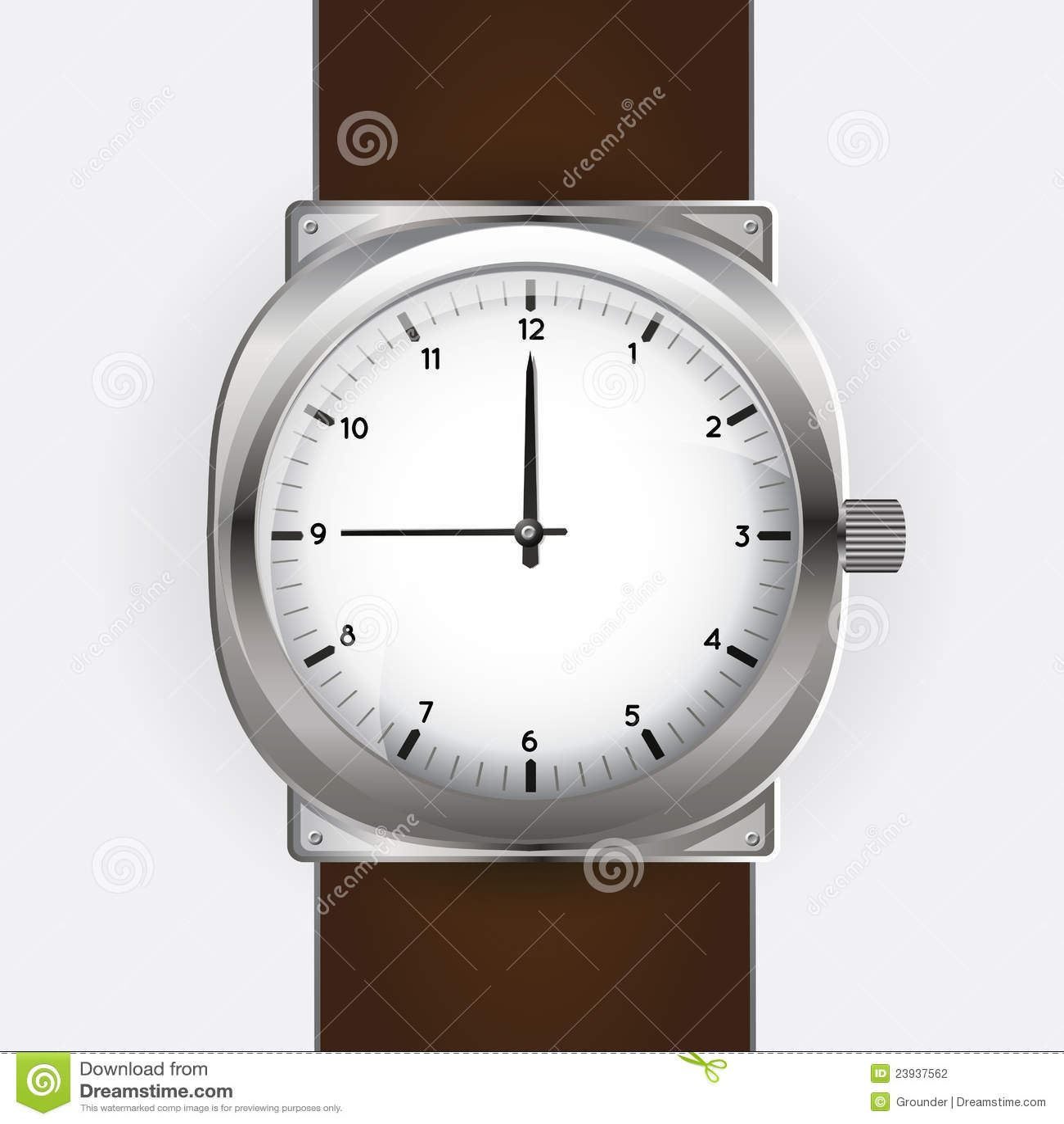 模式报时表