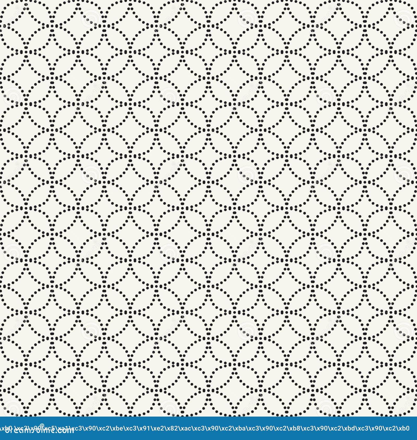 模式无缝的向量 现代时髦的纹理 重复几何背景.图片