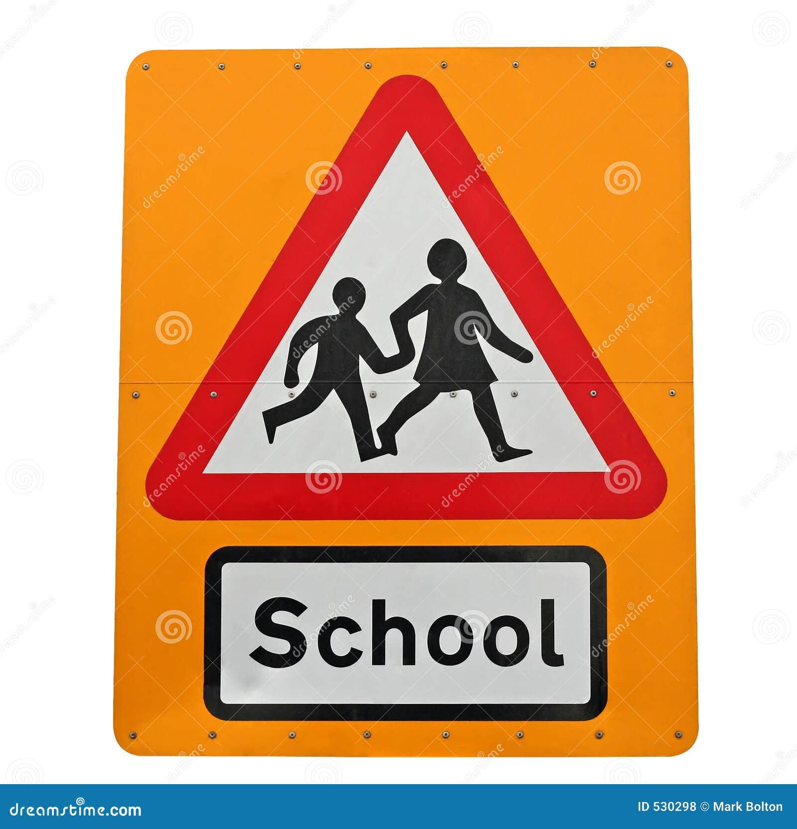 Download 横穿学校 库存照片. 图片 包括有 学校, 投反对票, 都市, 安全性, 关心, 黄色, 空白, 警告, 预防 - 530298