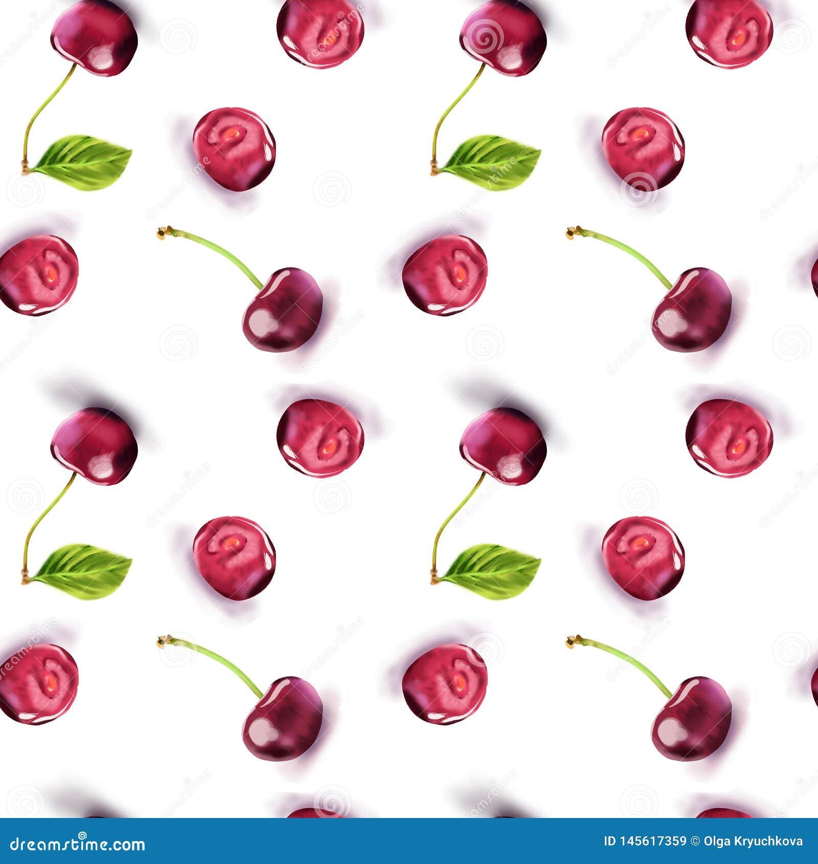 樱桃红重复样式