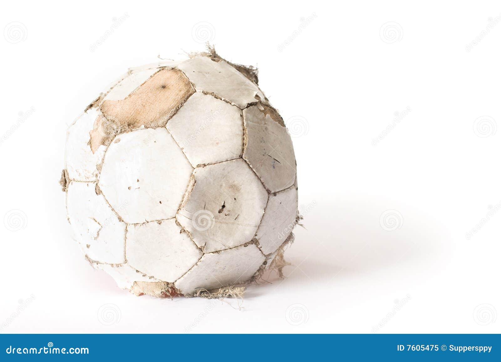 橄榄球皮革老白色