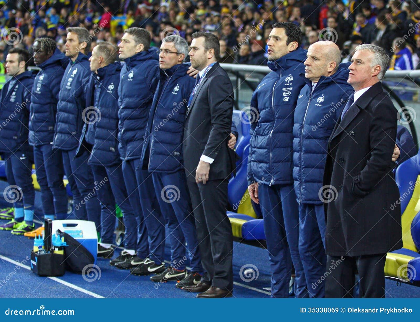 橄榄球赛乌克兰对法国