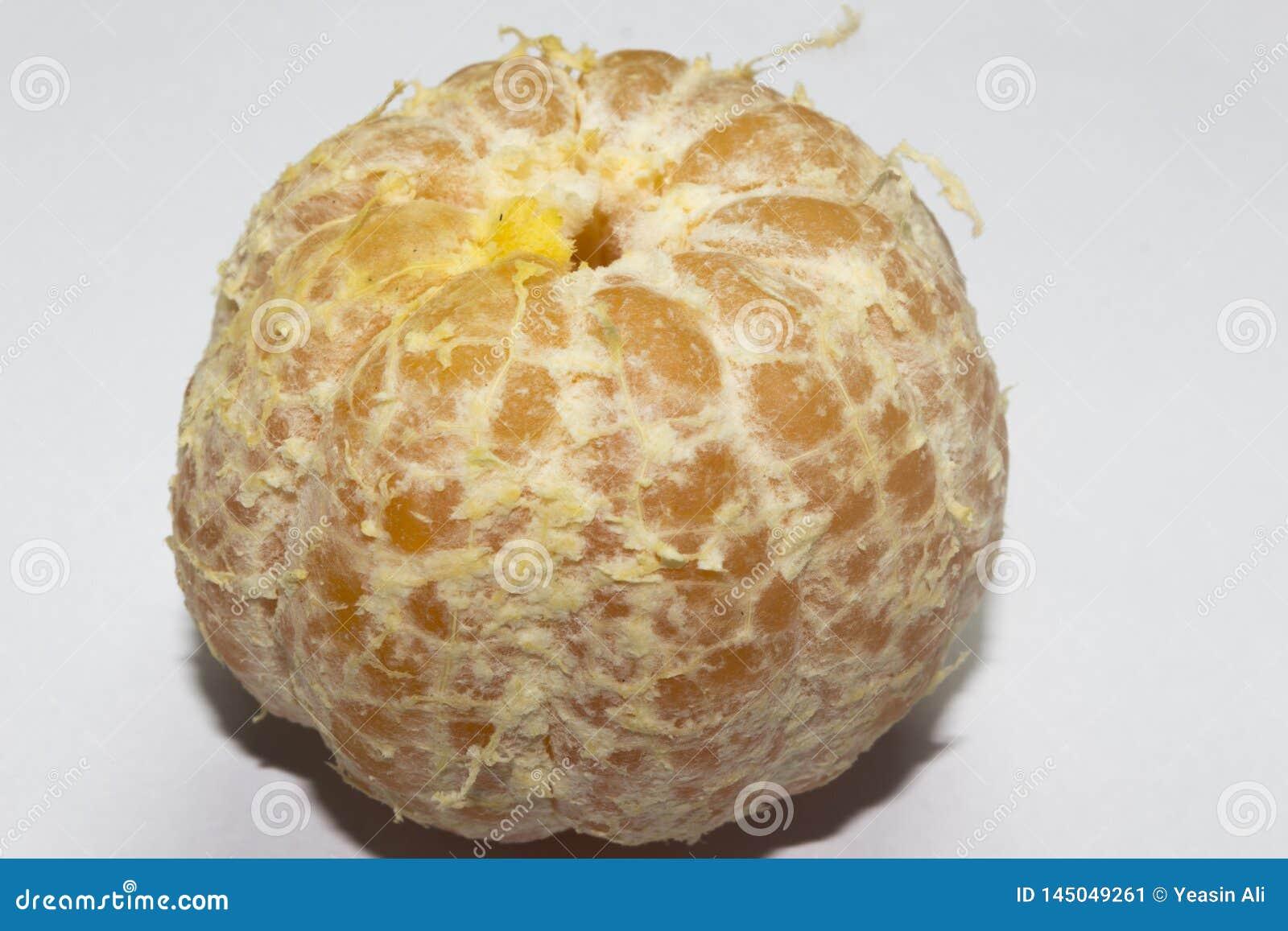 橙色黏浆状物质