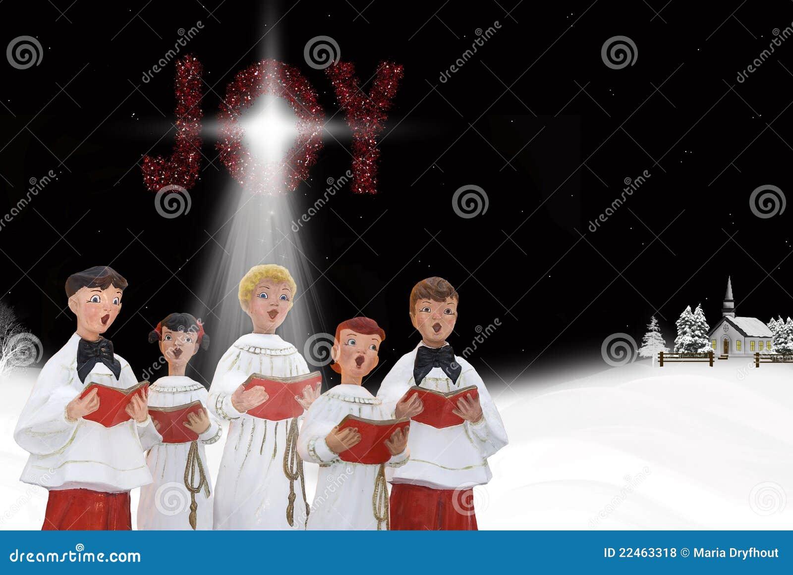 欢唱圣诞节