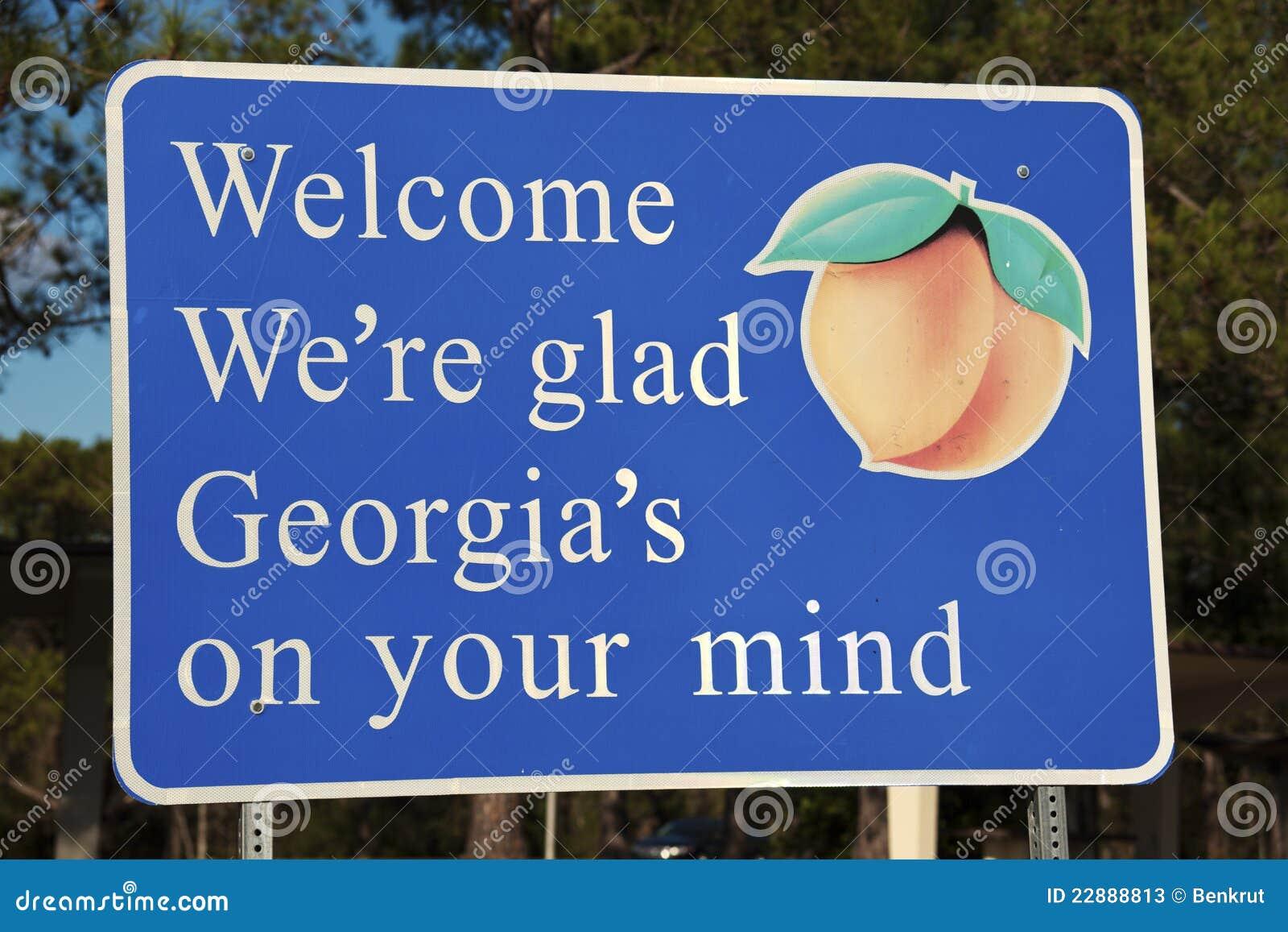 欢迎光临佐治亚