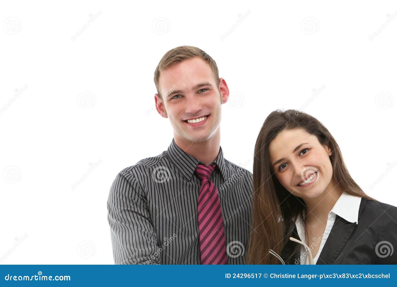 欢迎友好专业夫妇