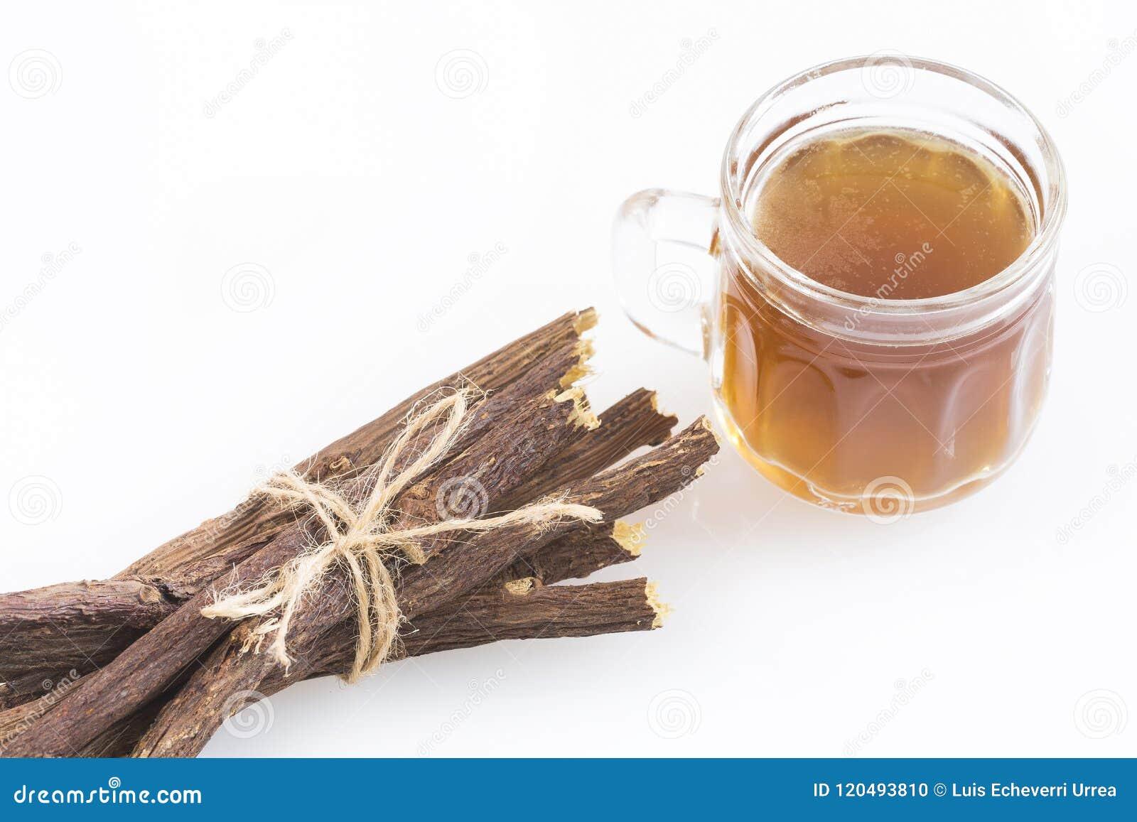 欧亚甘草根拥有许多药物特性和保健福利-甘草glabra
