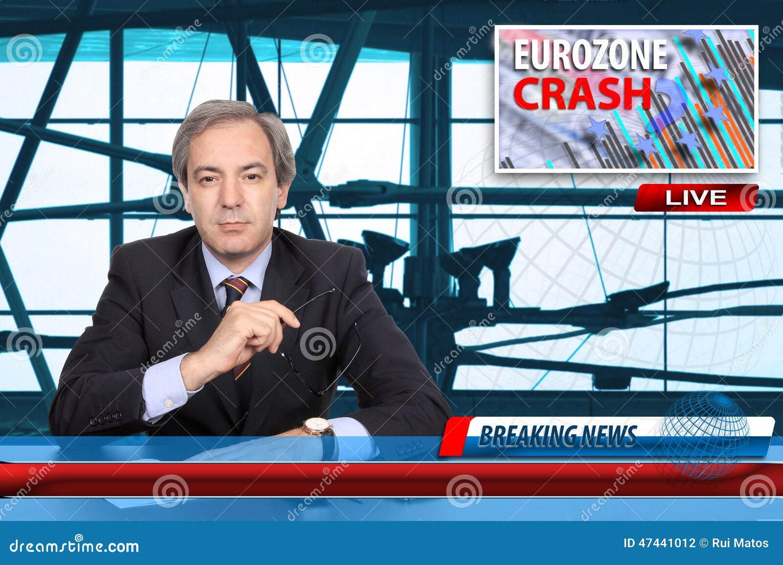 欧元区崩溃概念
