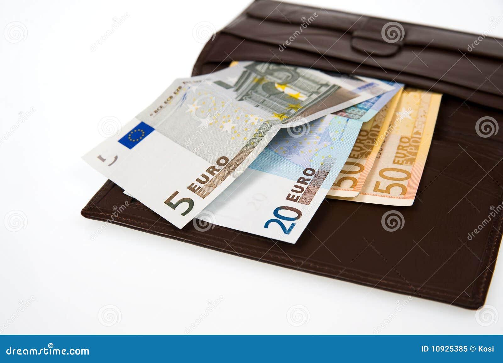 欧元查出的白色