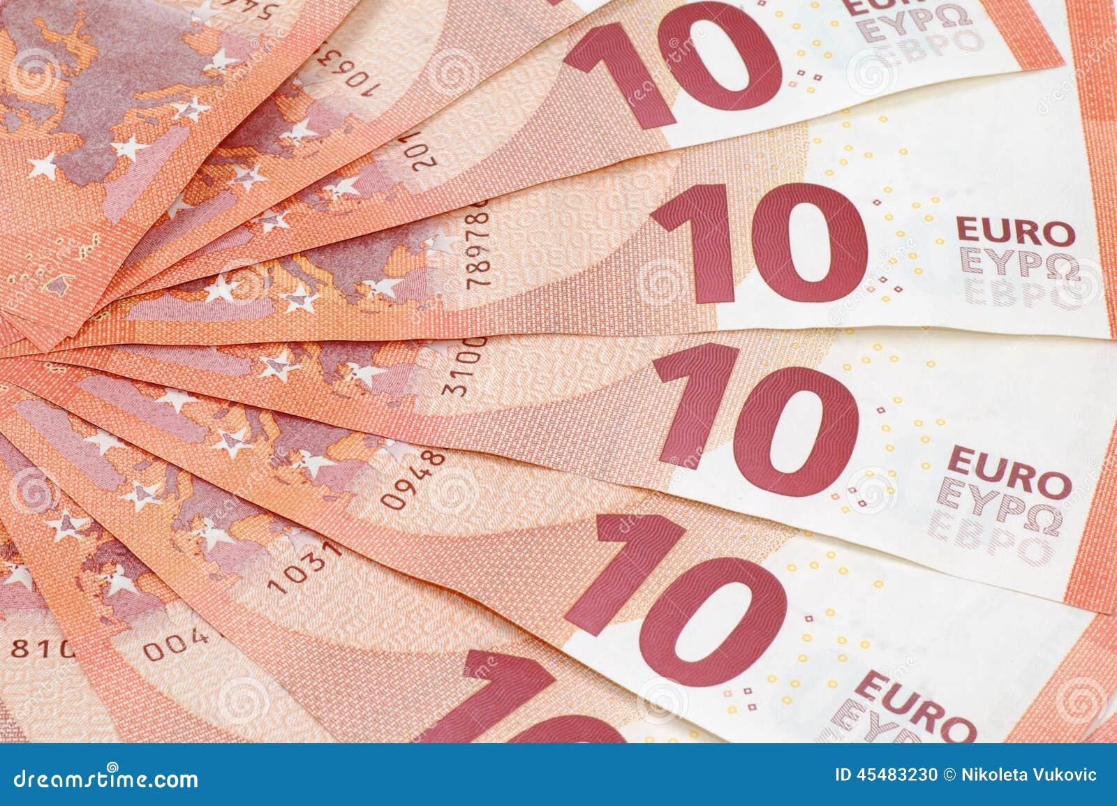欧元注意反映