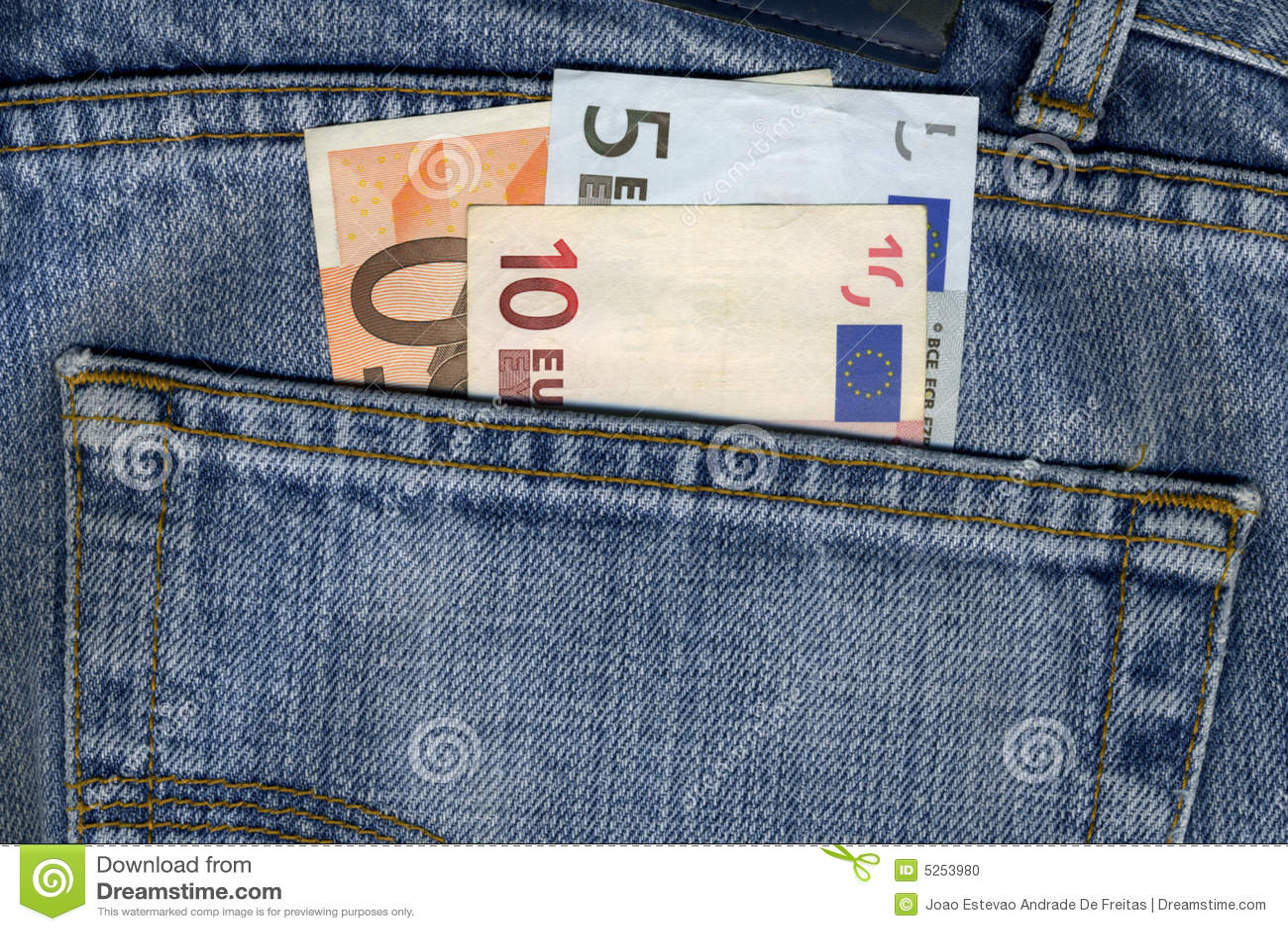 欧元附注裤子