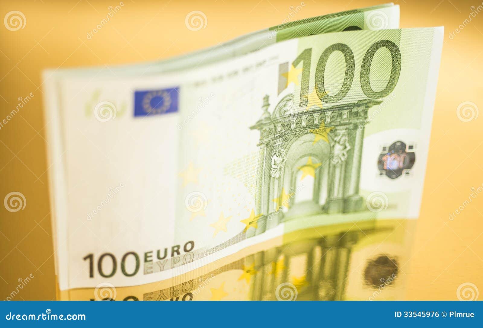 免版税库存图片: 100欧元图片