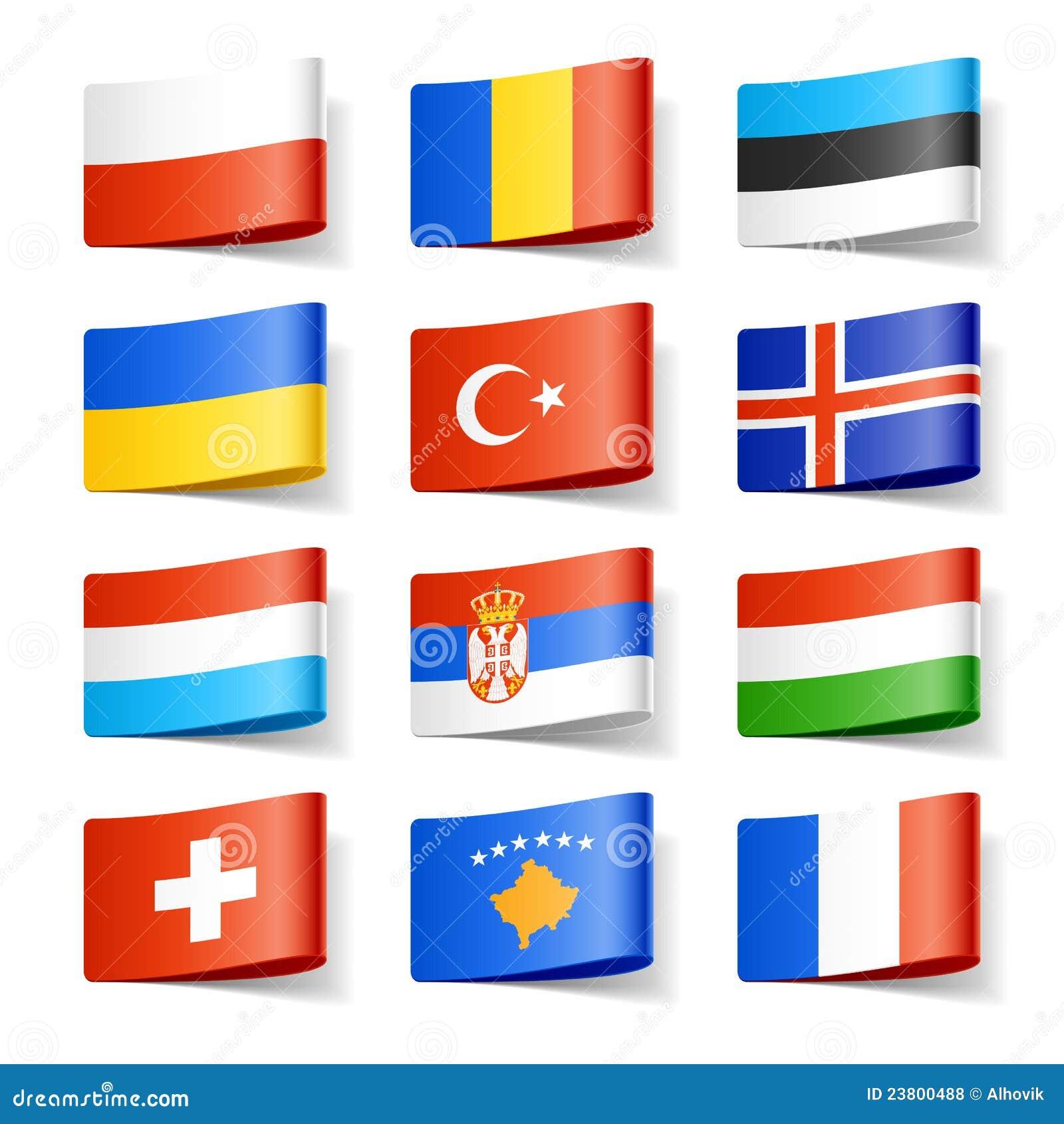 欧洲标记世界