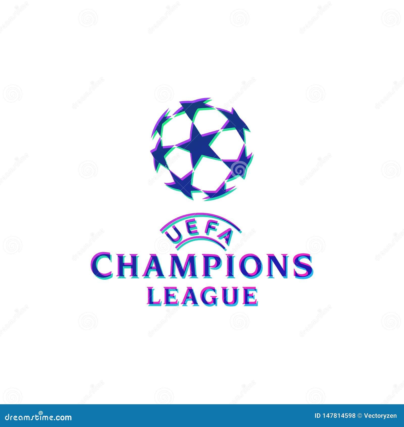 欧洲联赛冠军杯商标正式冠军传染媒介