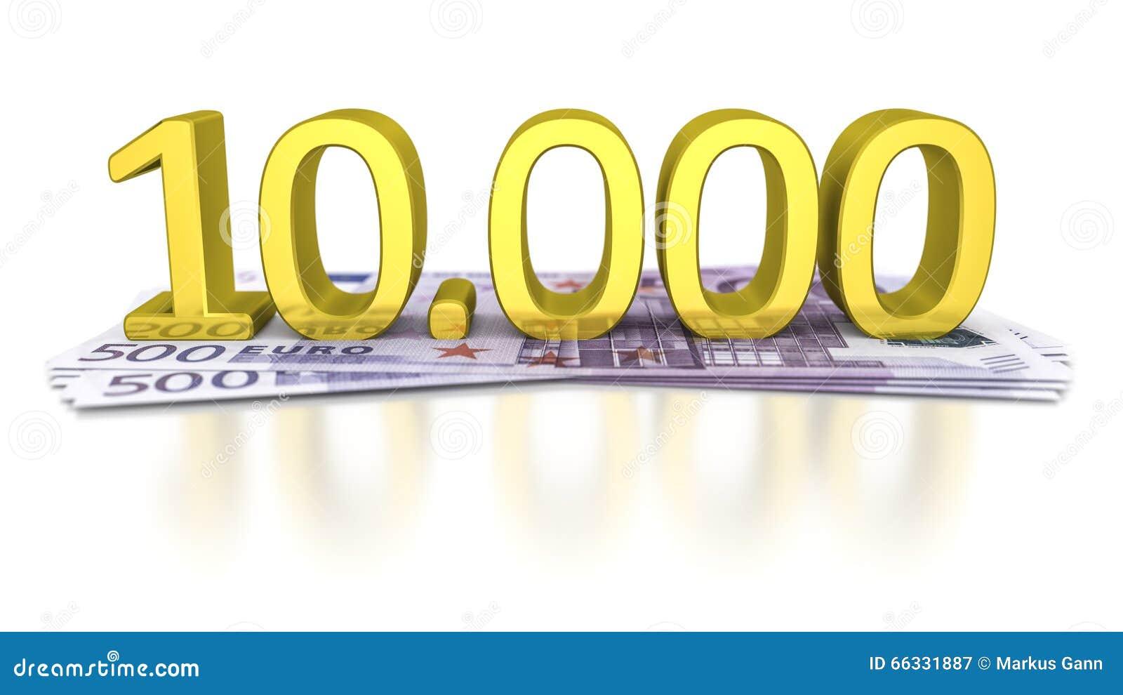 欧洲500张的钞票