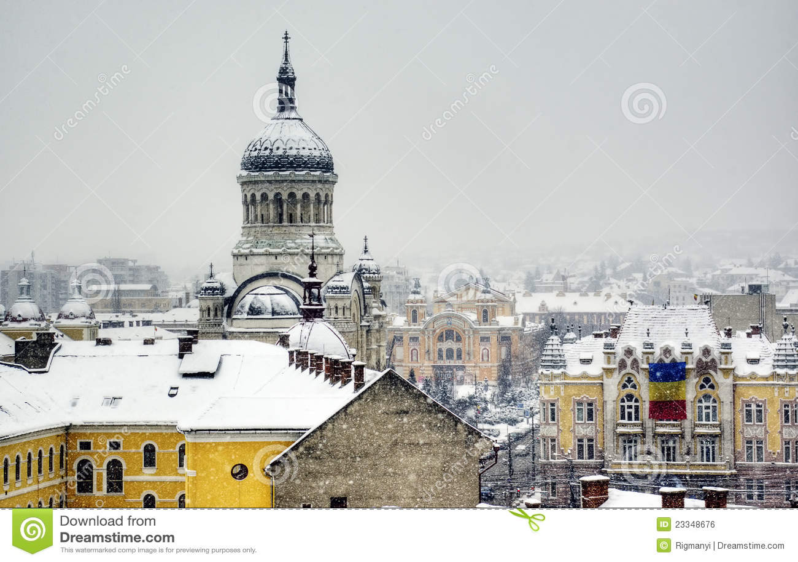 欧洲极端冬天图片