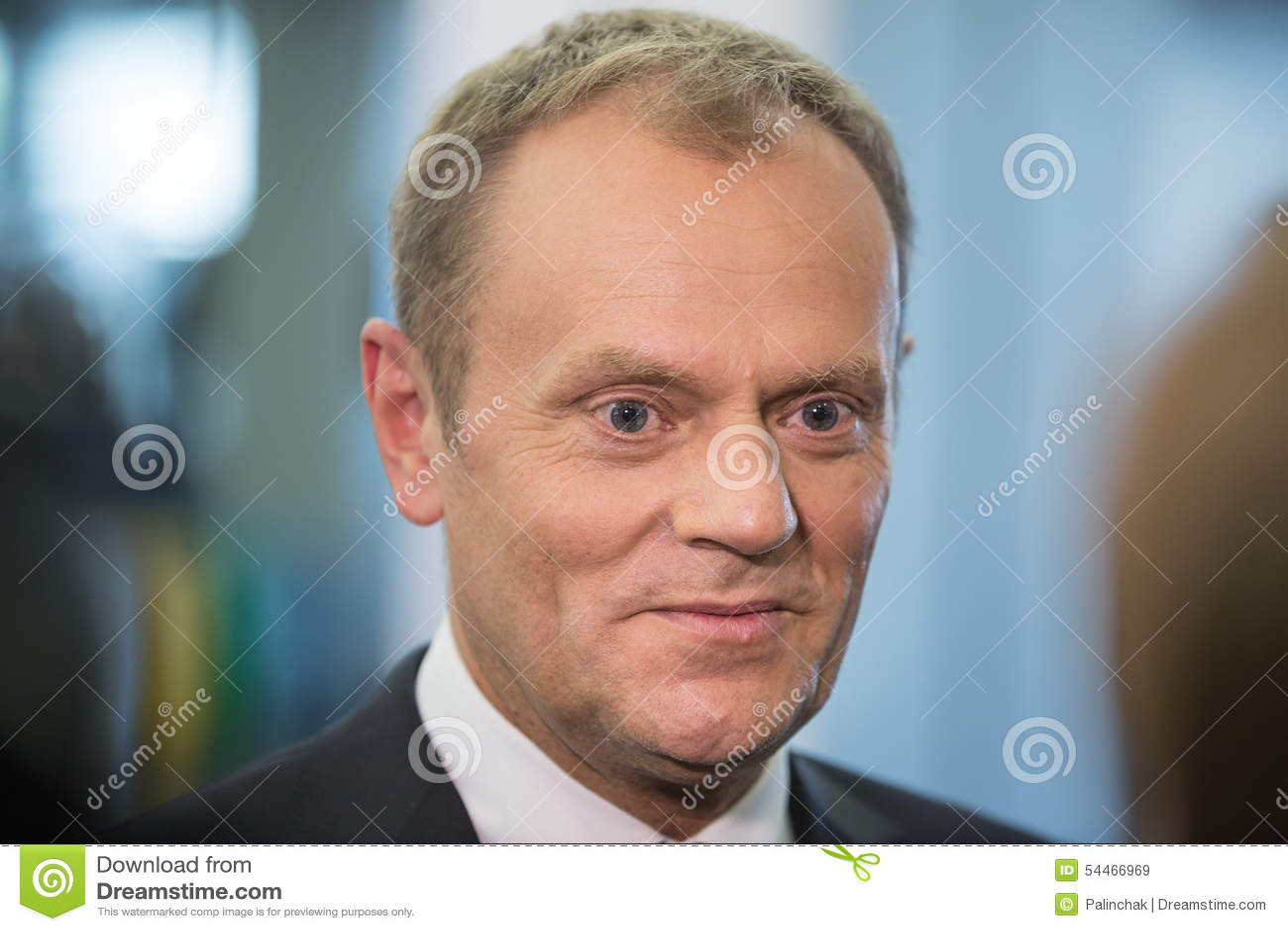 欧洲理事会唐纳德・图斯克的总统