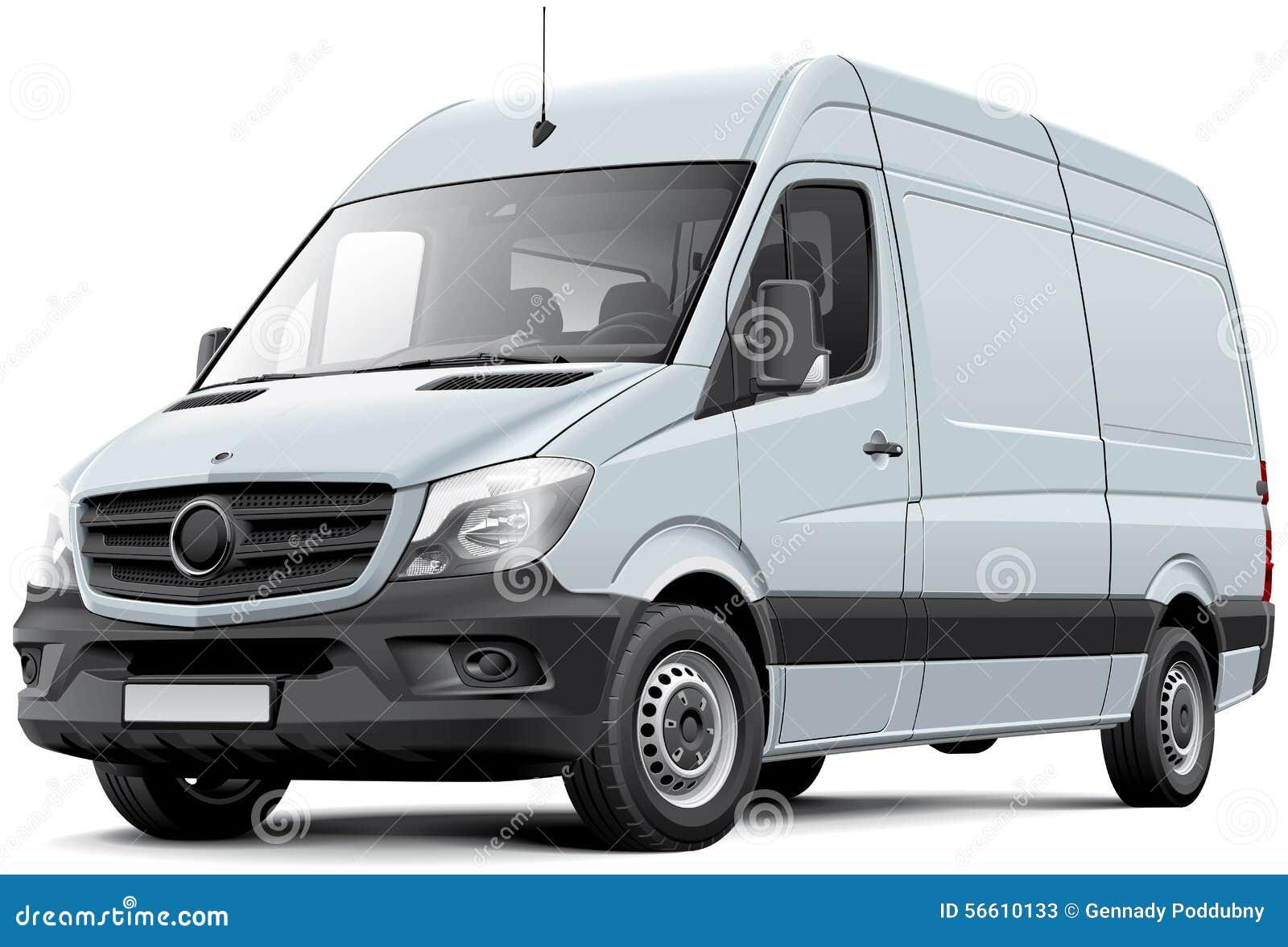 欧洲送货车