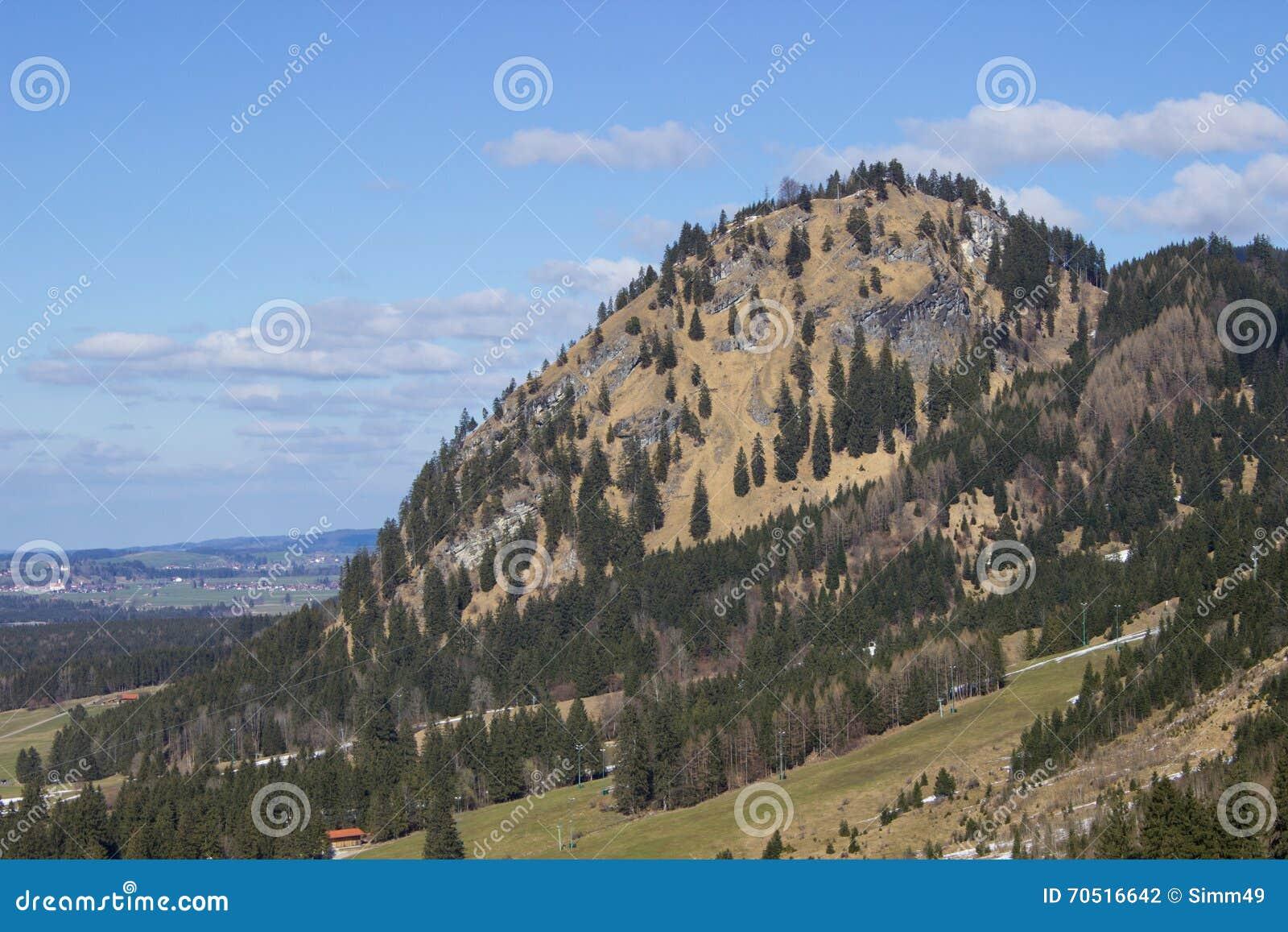 欧洲阿尔卑斯,山