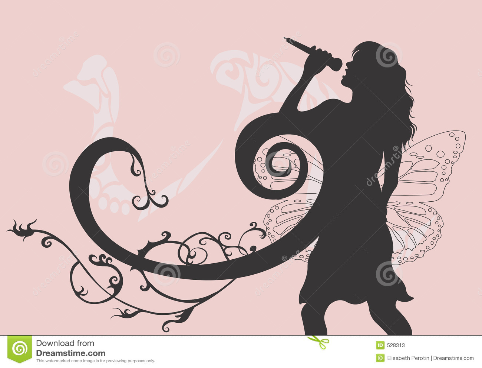 Download 歌唱家 库存例证. 插画 包括有 语音, 模式, 例证, 执行者, 艺术性, 艺术, 设计, 人员, 装饰品 - 528313