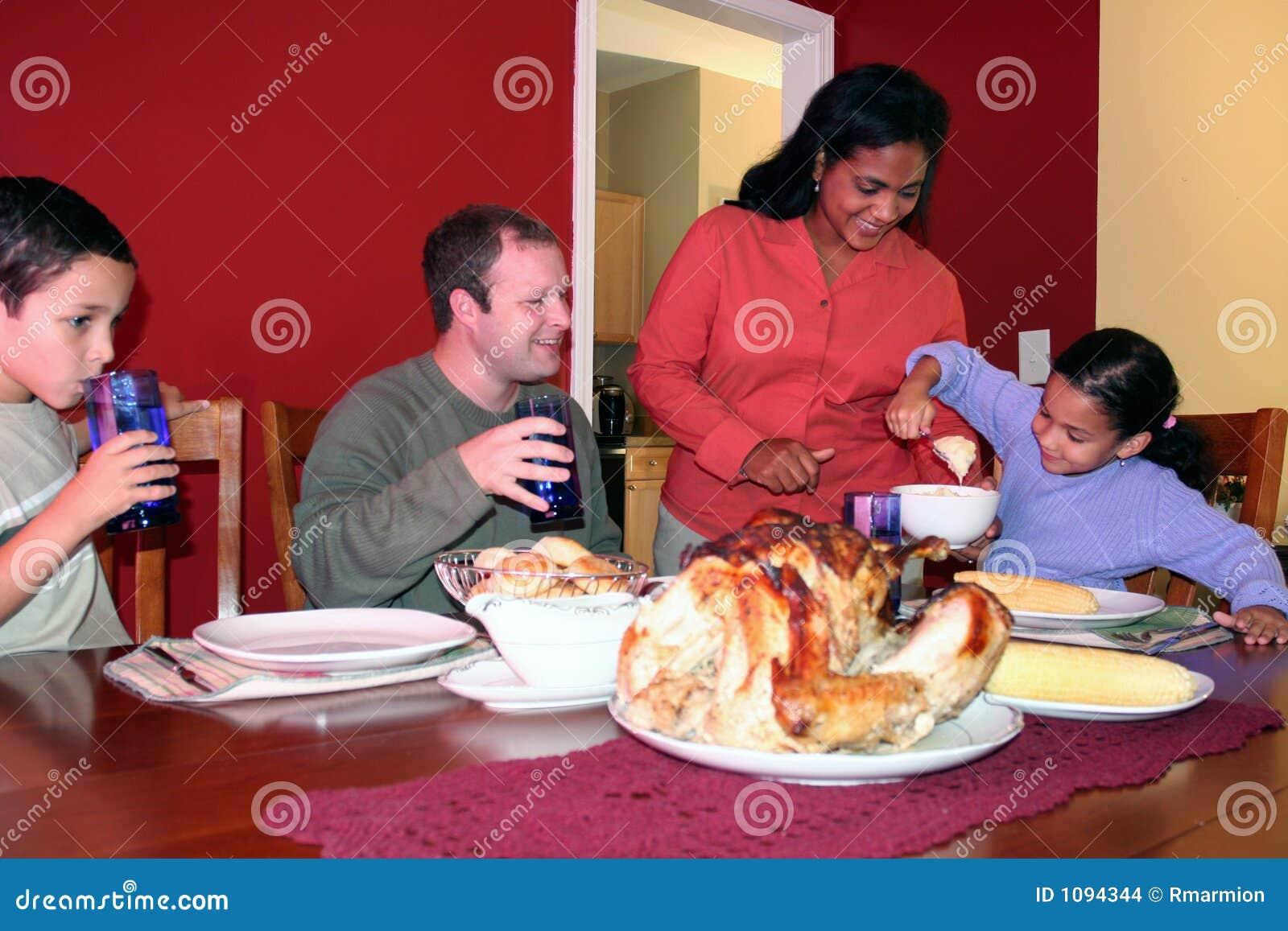 正餐系列感恩