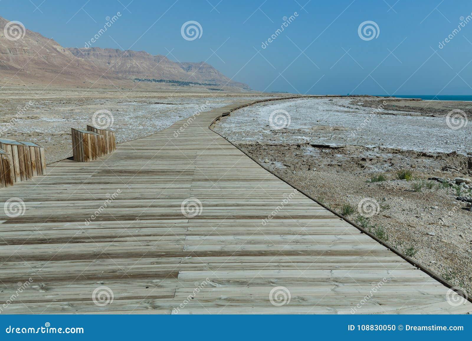 死海,沙漠, israil