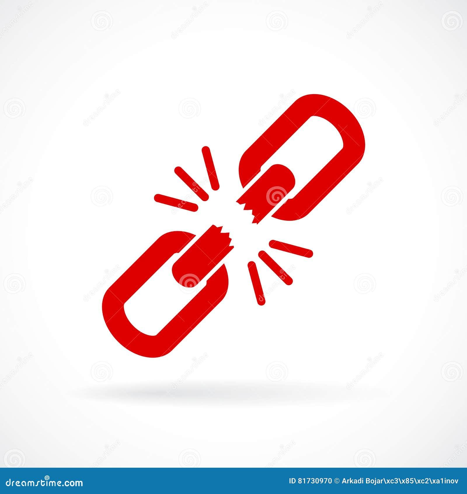 残破的链节传染媒介象