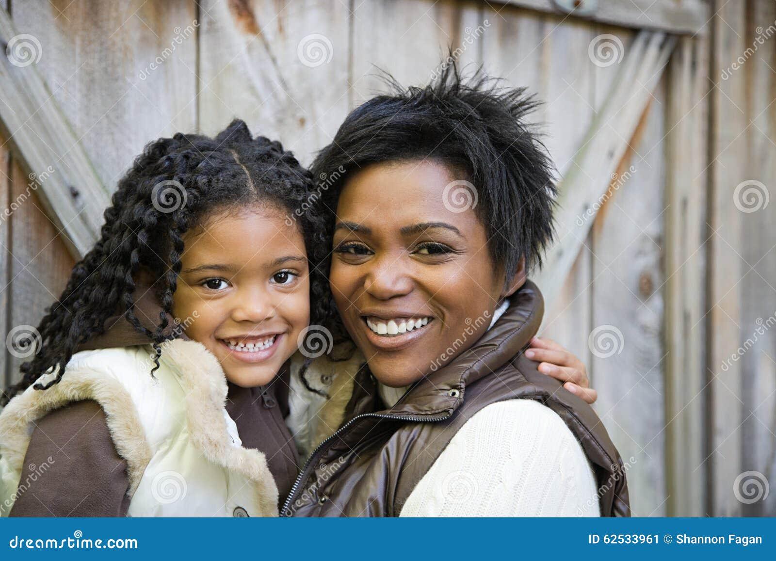 母亲和女儿