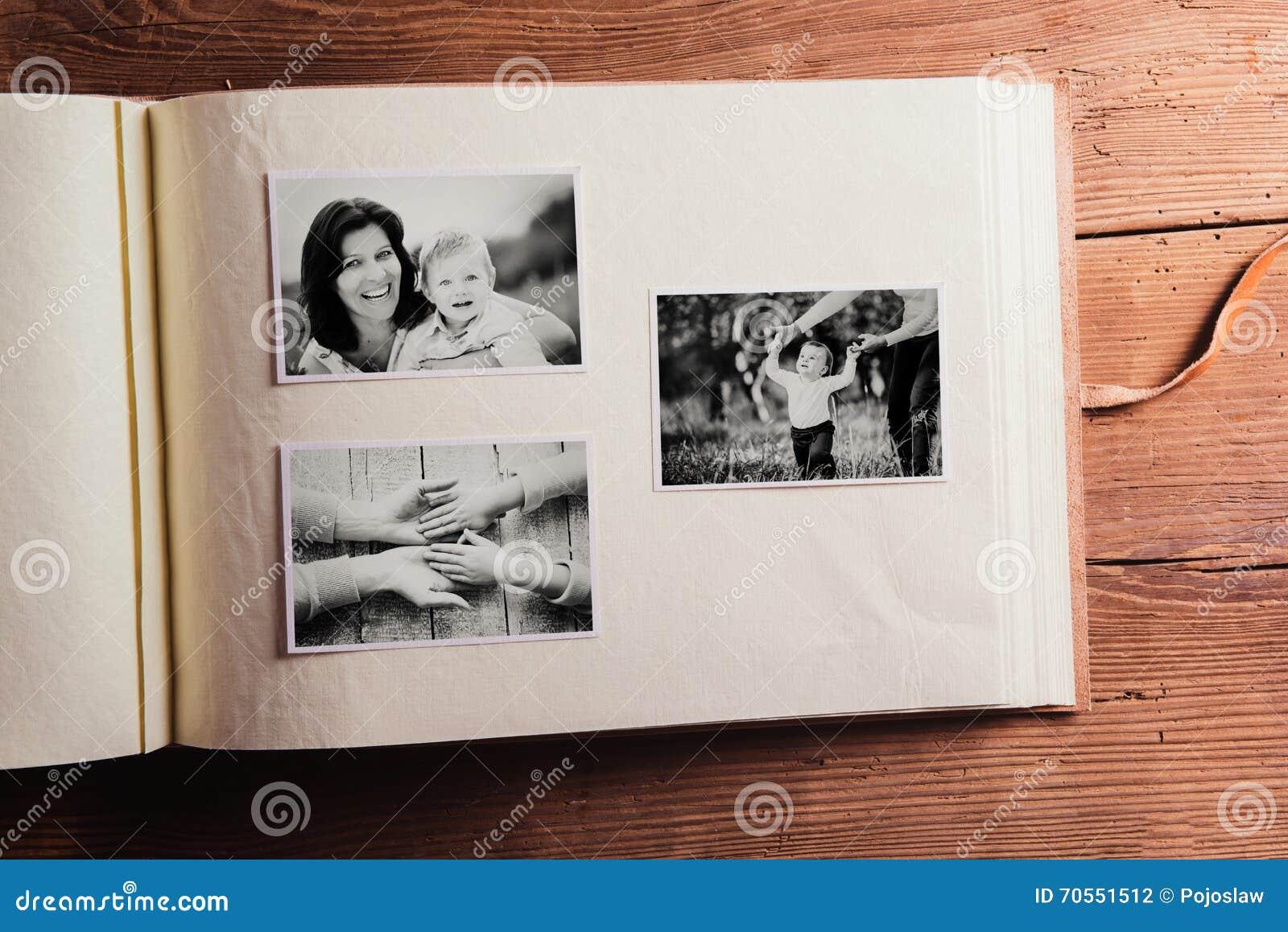 母亲节构成 象册,黑白图片