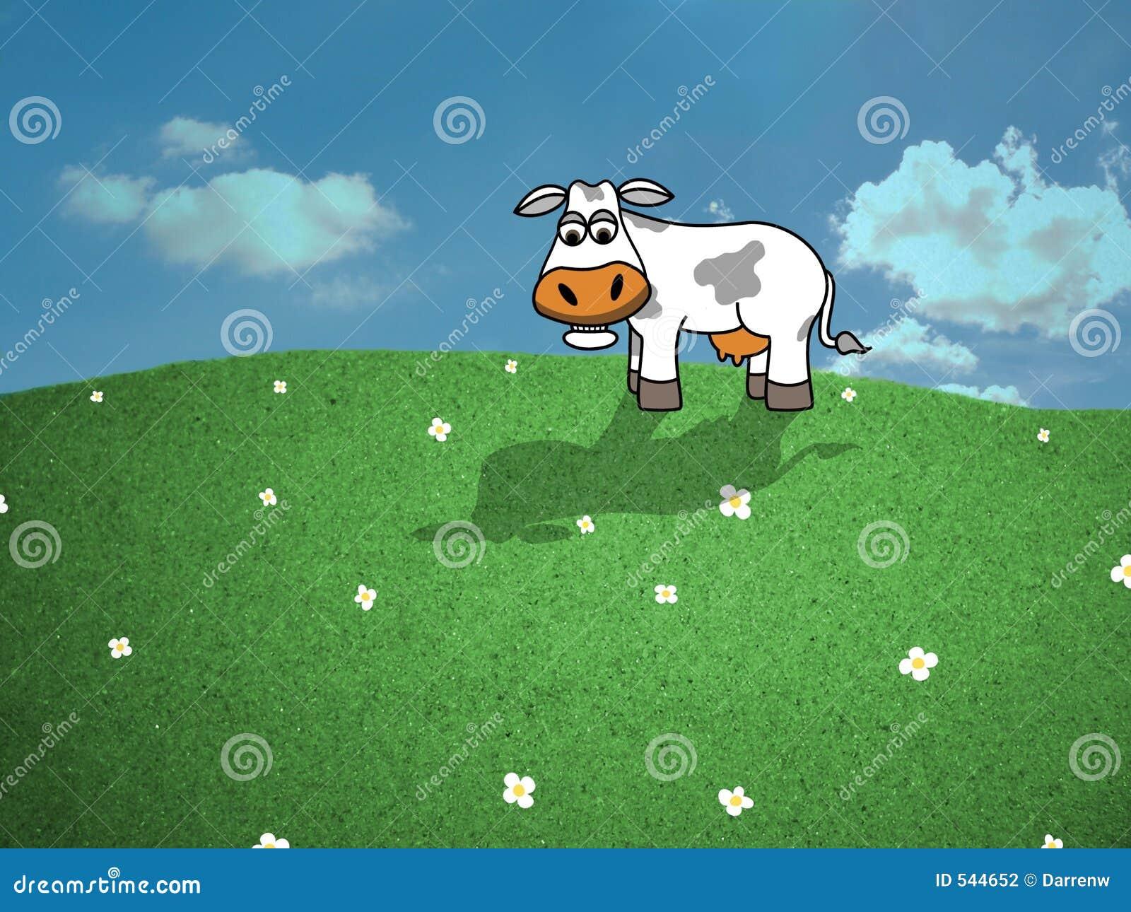 Download 母牛讲台 库存例证. 插画 包括有 可笑, 漫画, 查出, 图画, 动画片, 查找, 敌意, 小山, 设计, 范围 - 544652