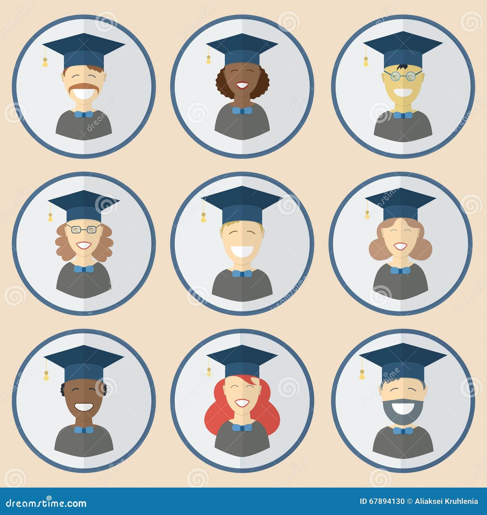 毕业人和妇女教育象集合
