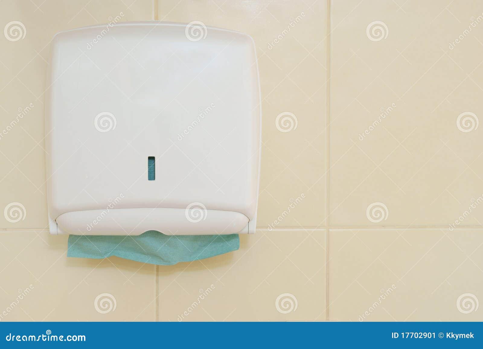 毛巾纸分配器