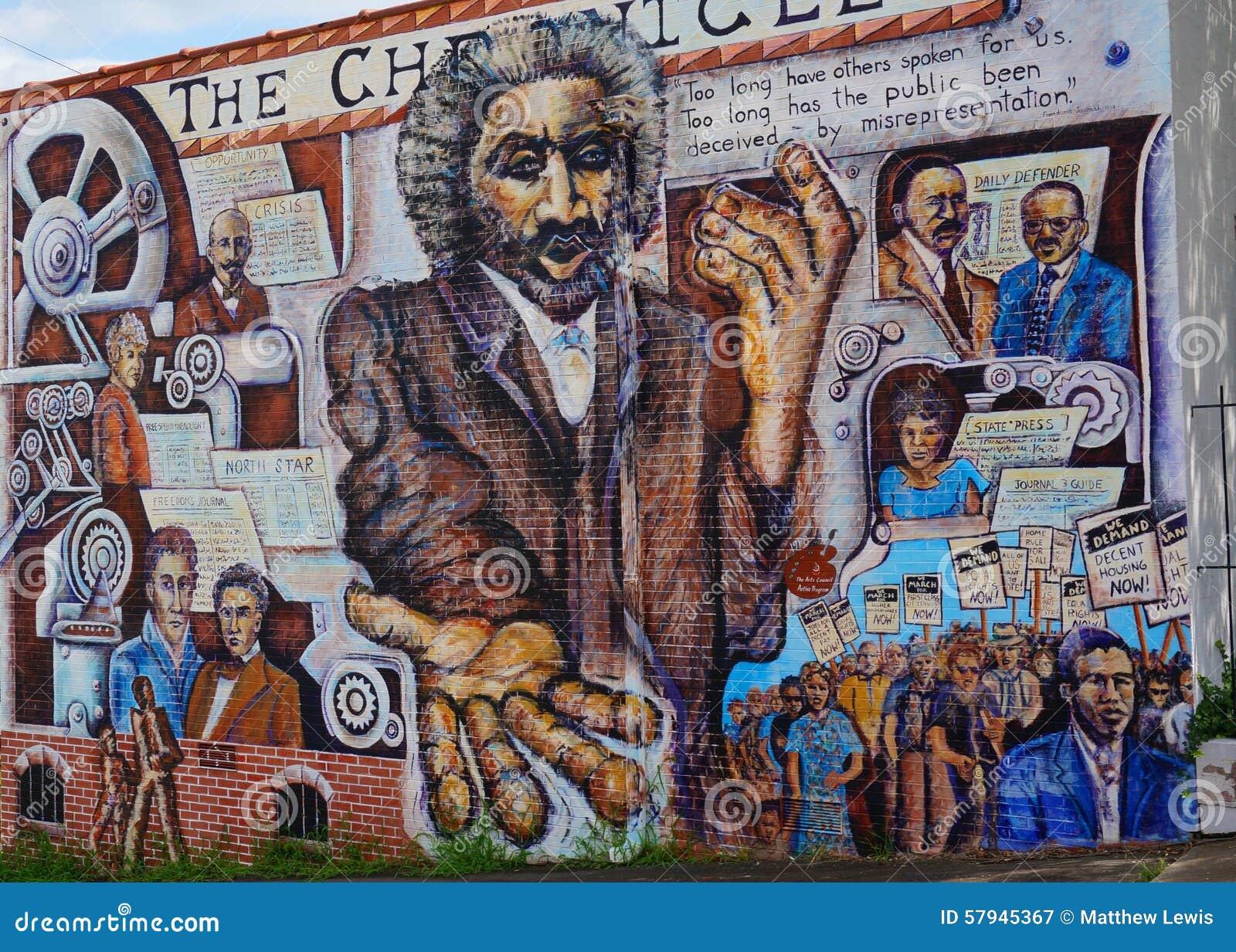 民权墙壁壁画
