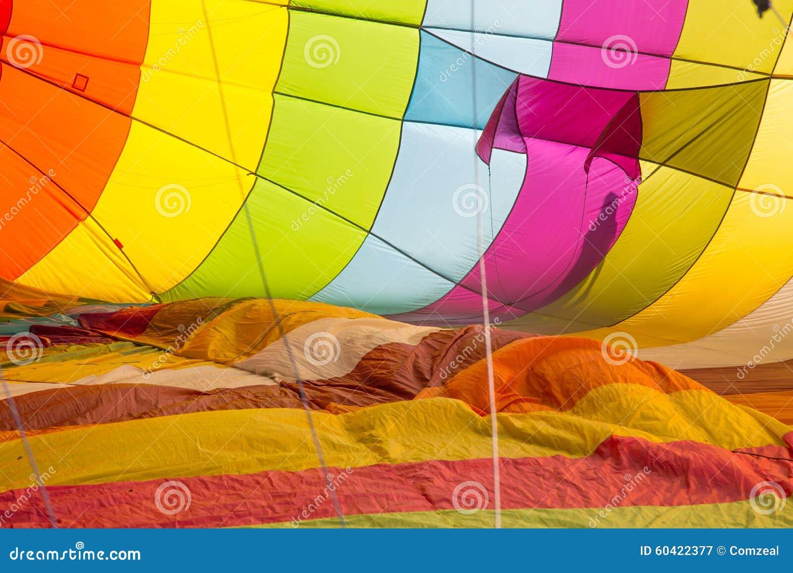 气球五颜六色热