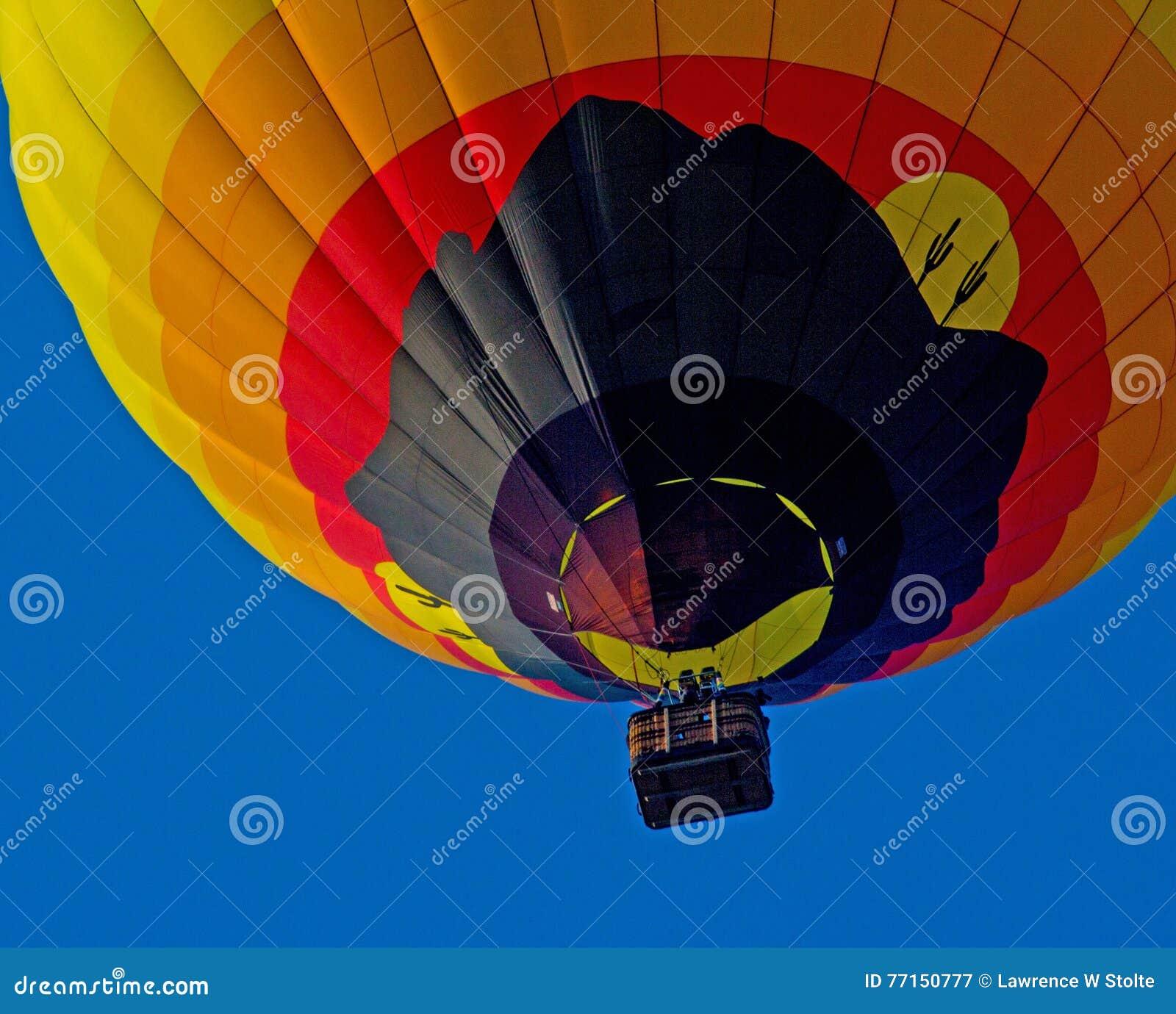 气球热辅助操作