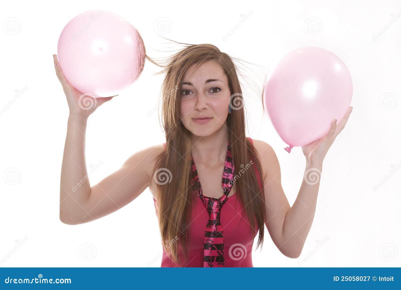 气球电静态
