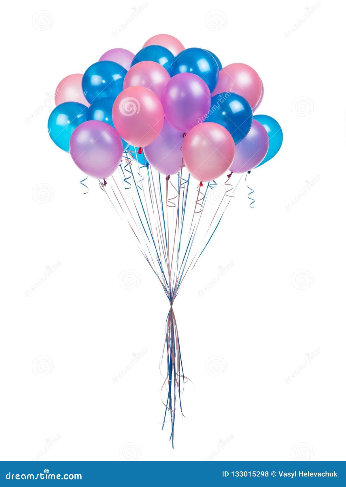 气球颜色日节假日向量