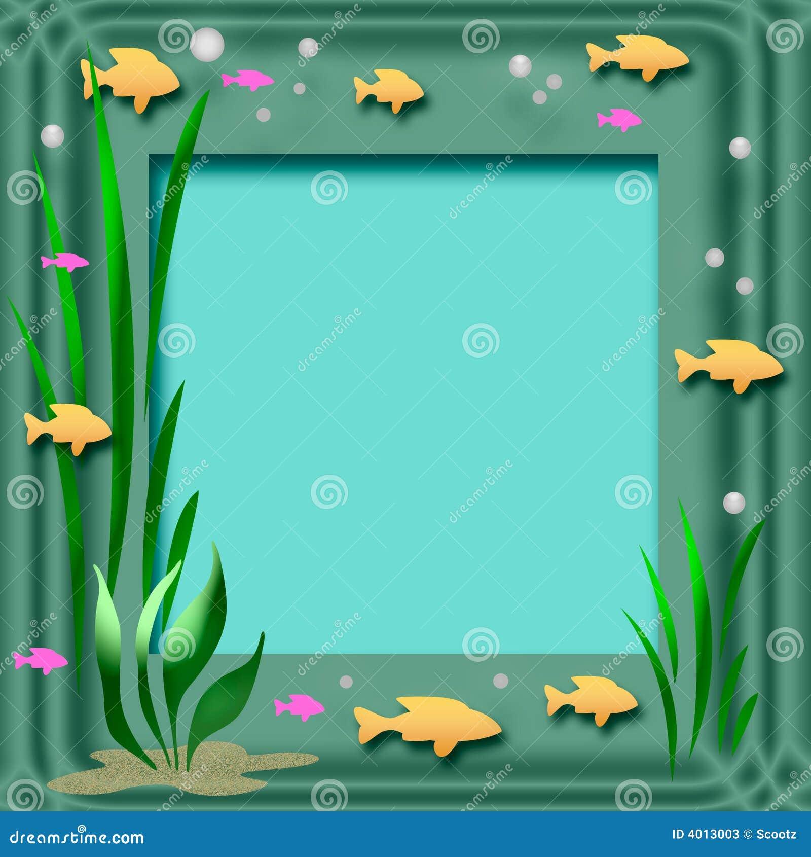 水族馆框架