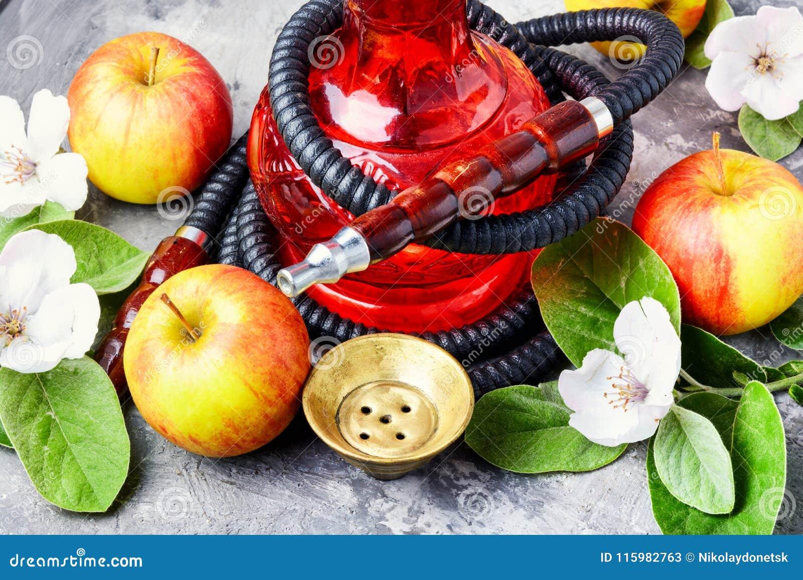 水烟筒用苹果