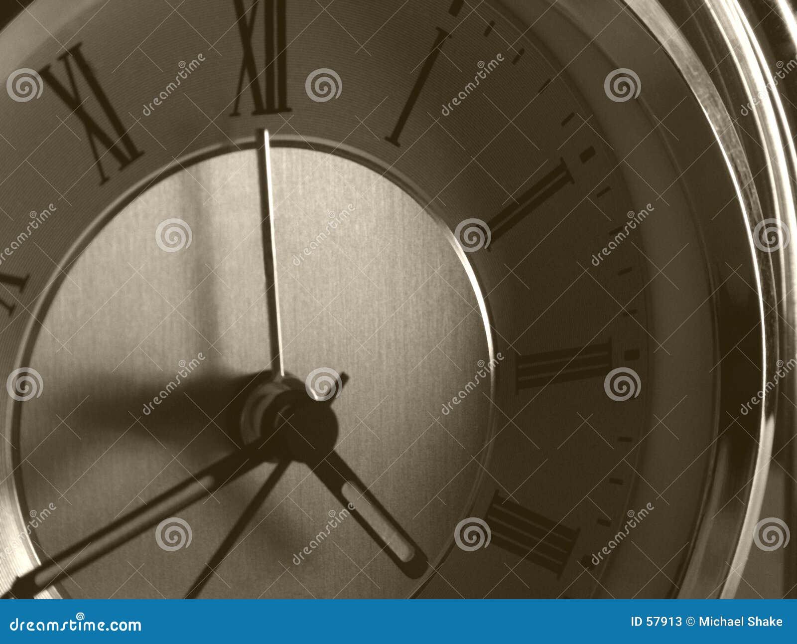 永恒的钟表