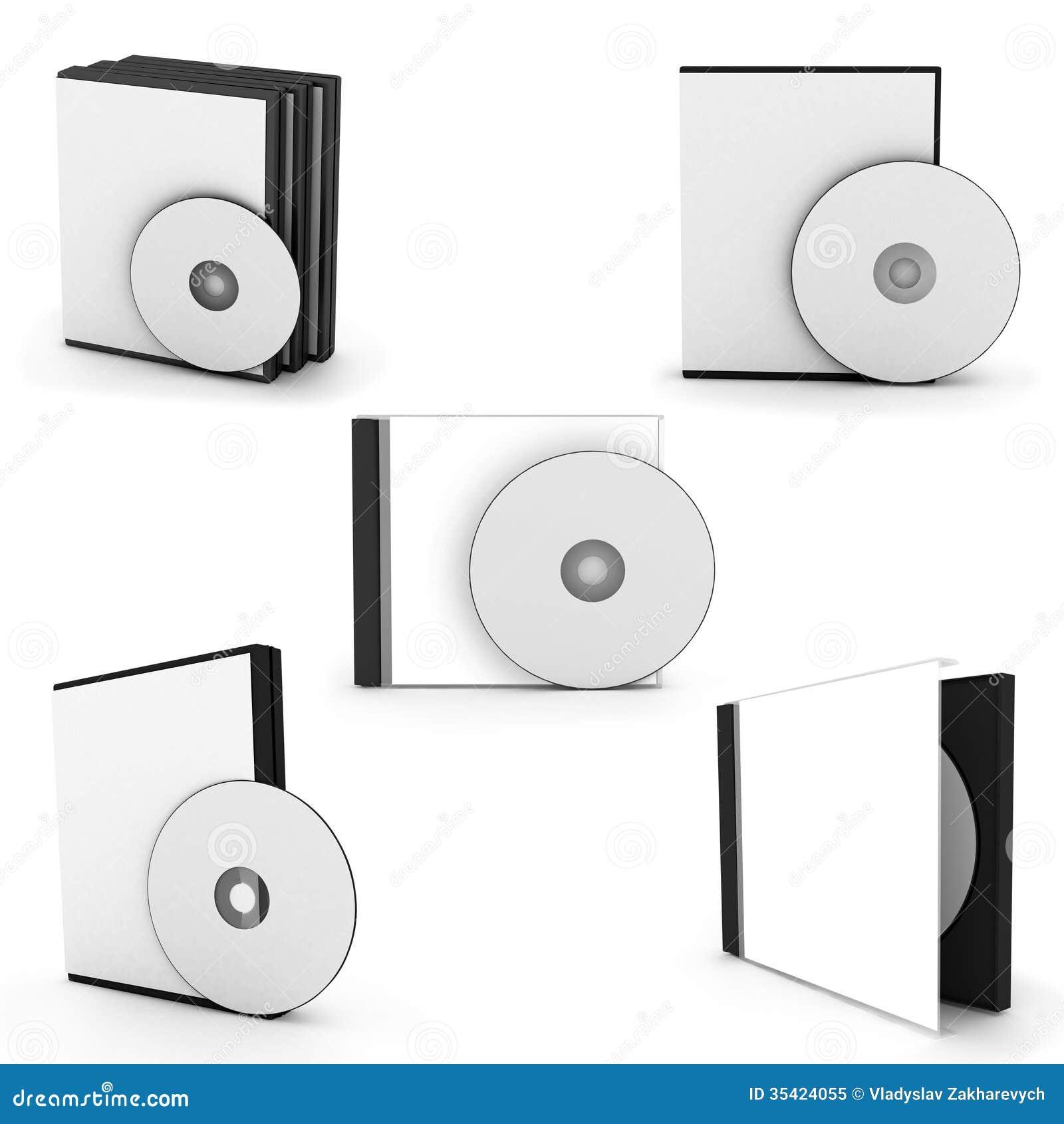 汇集cd箱子