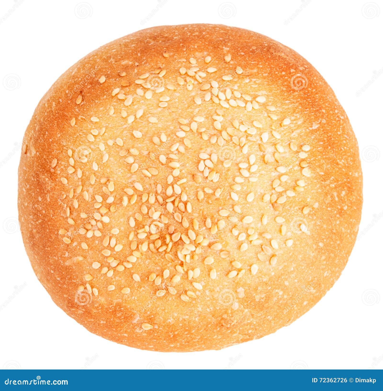 汉堡包小圆面包
