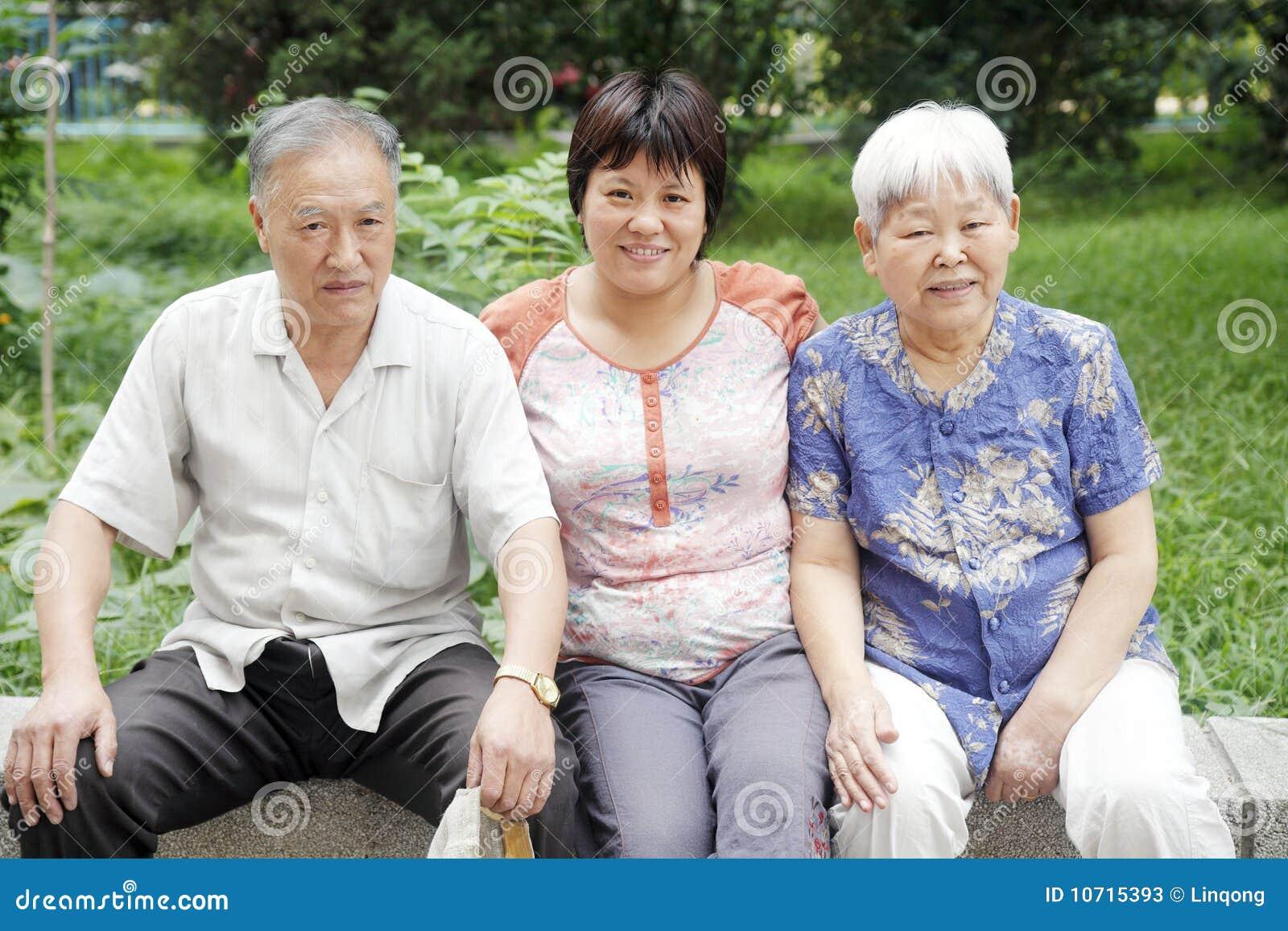汉语她的父项妇女