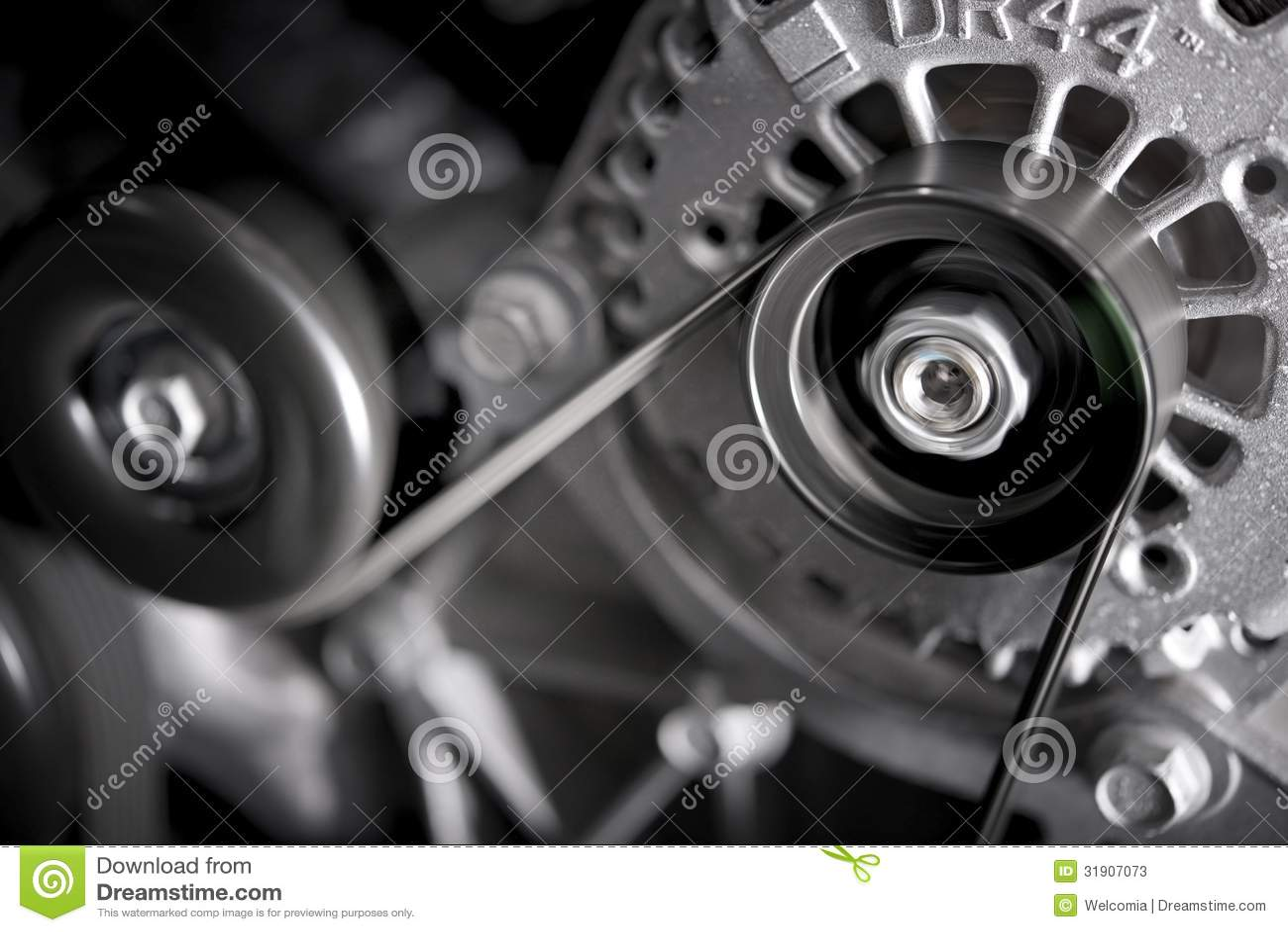 汽车交流发电机