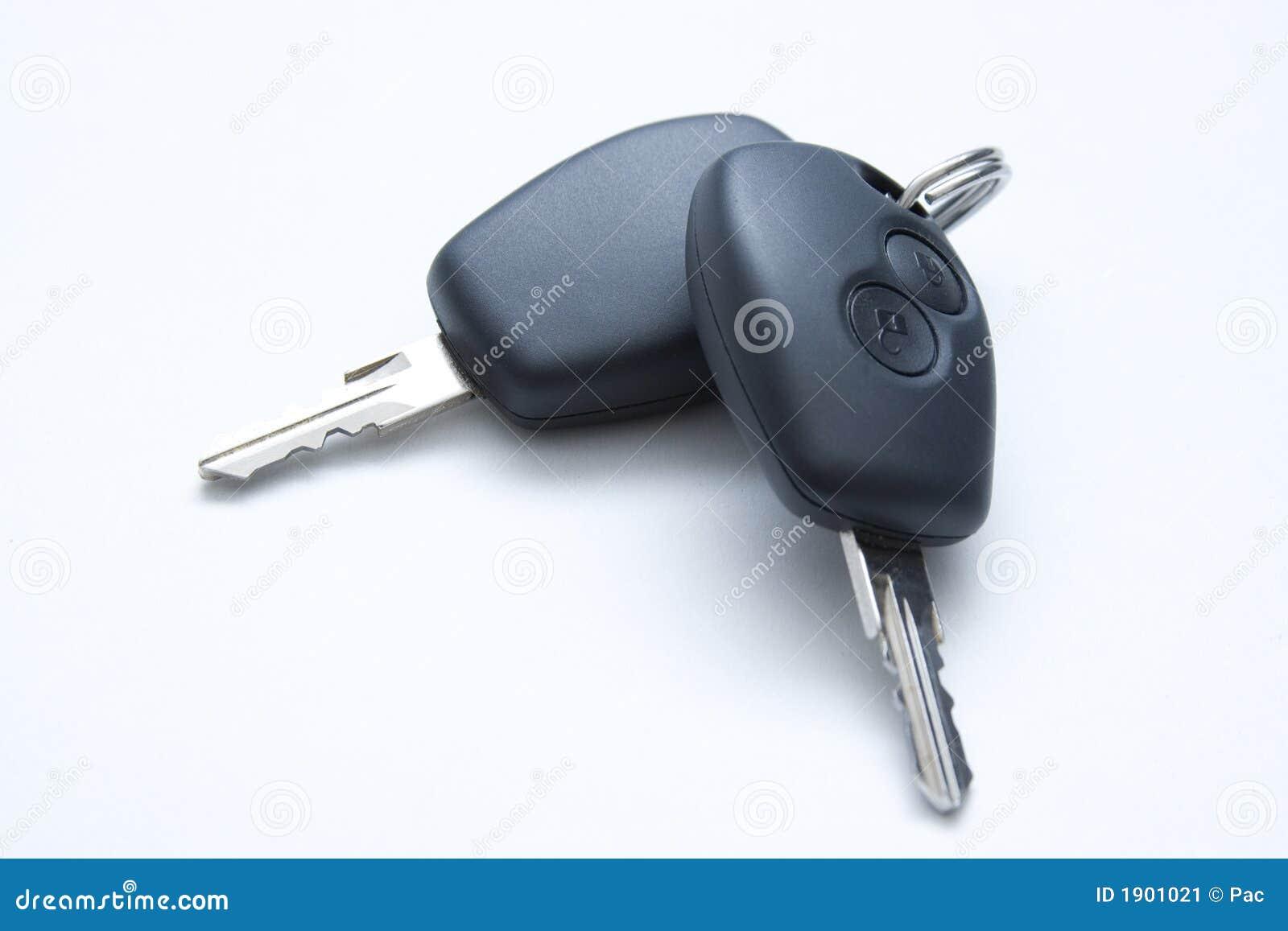 汽车关键字