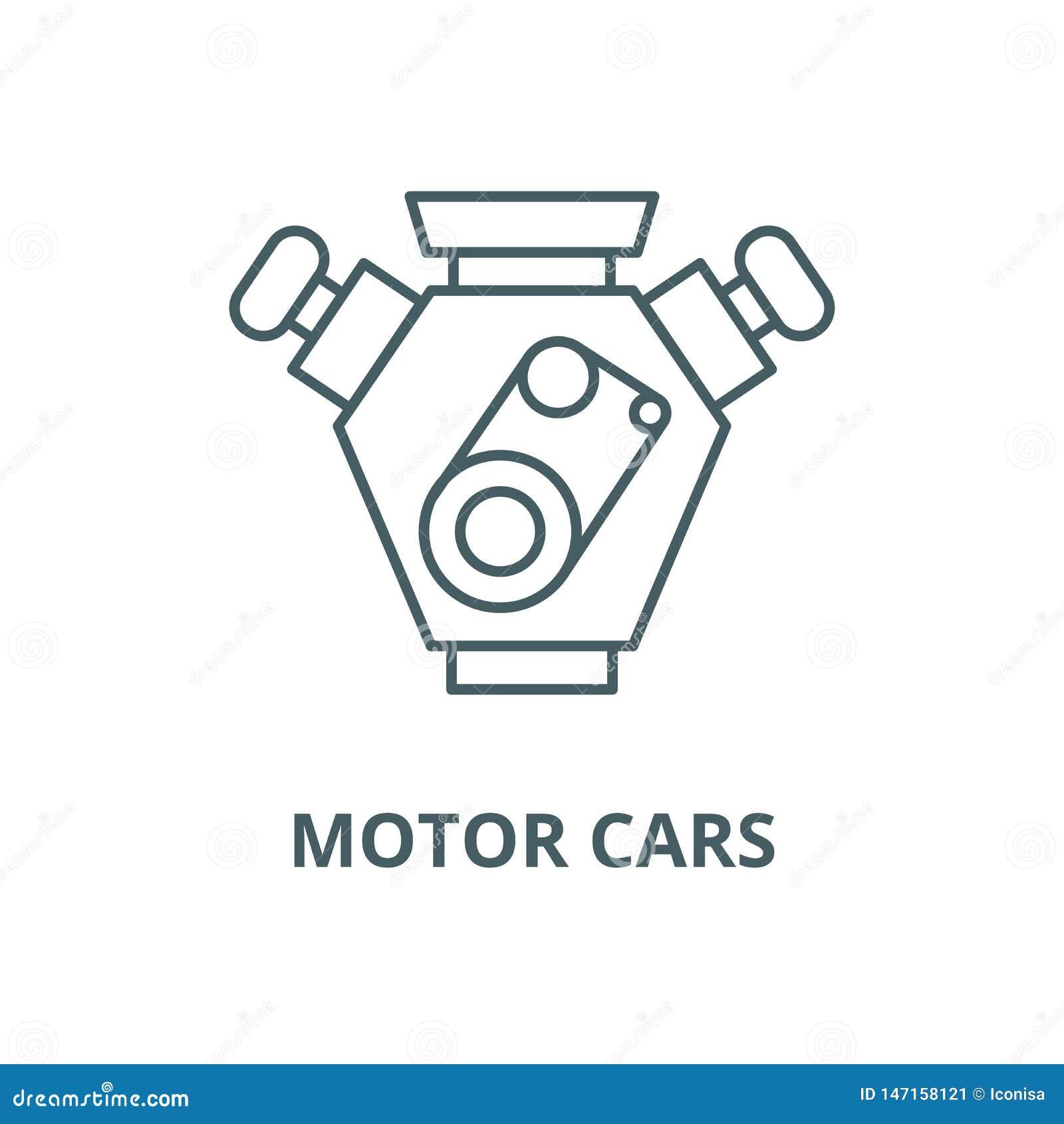 汽车导航线象,线性概念,概述标志,标志