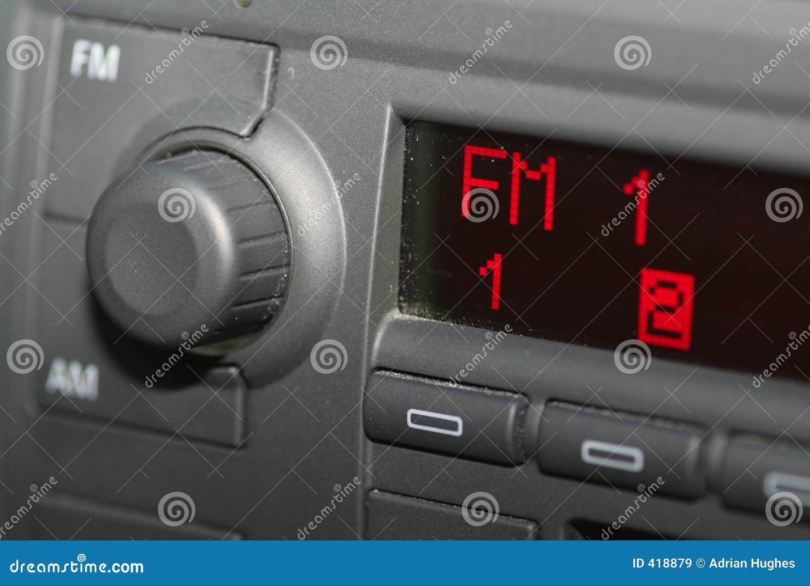 汽车收音机