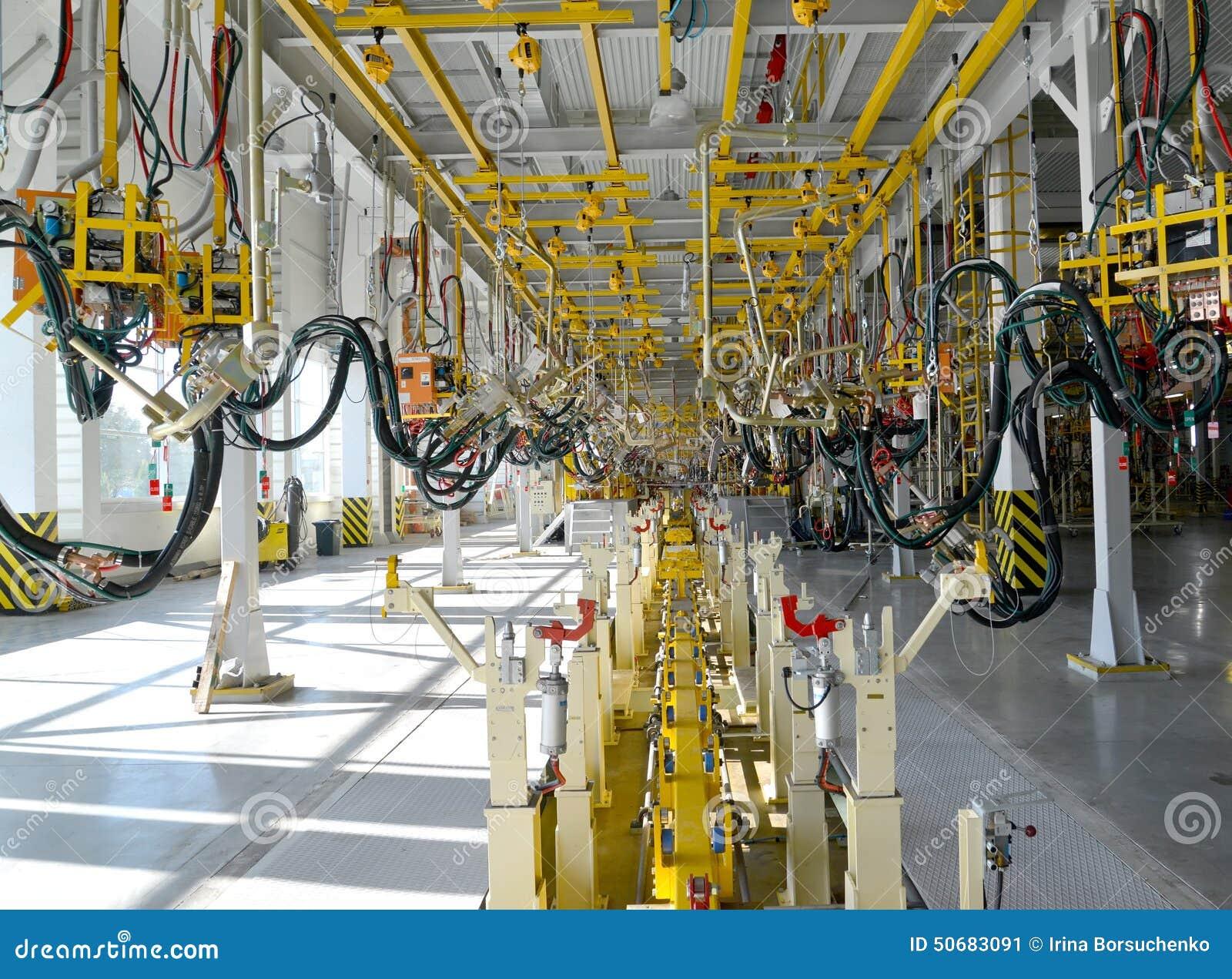 Download 汽车植物焊接车间全视图 库存图片. 图片 包括有 行业, 焊接, 小点, 任何人, automatics - 50683091